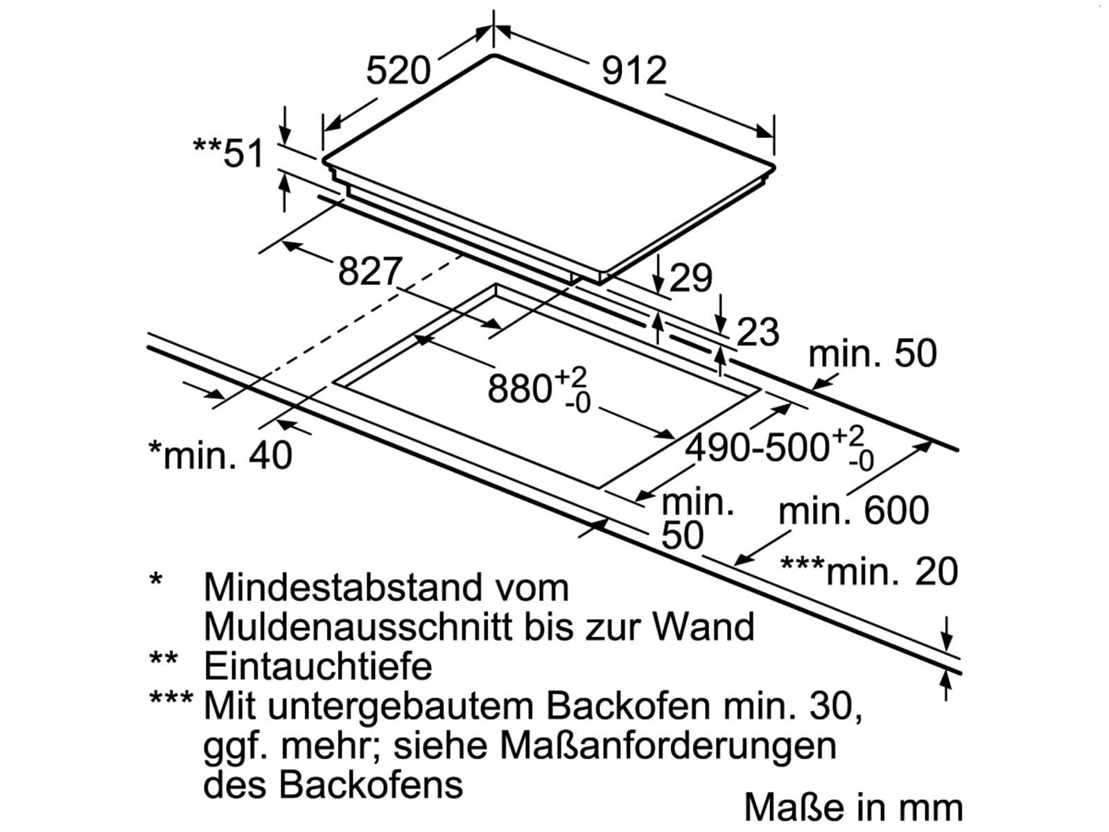 siemens eh975lvc1e induktionskochfeld autark. Black Bedroom Furniture Sets. Home Design Ideas