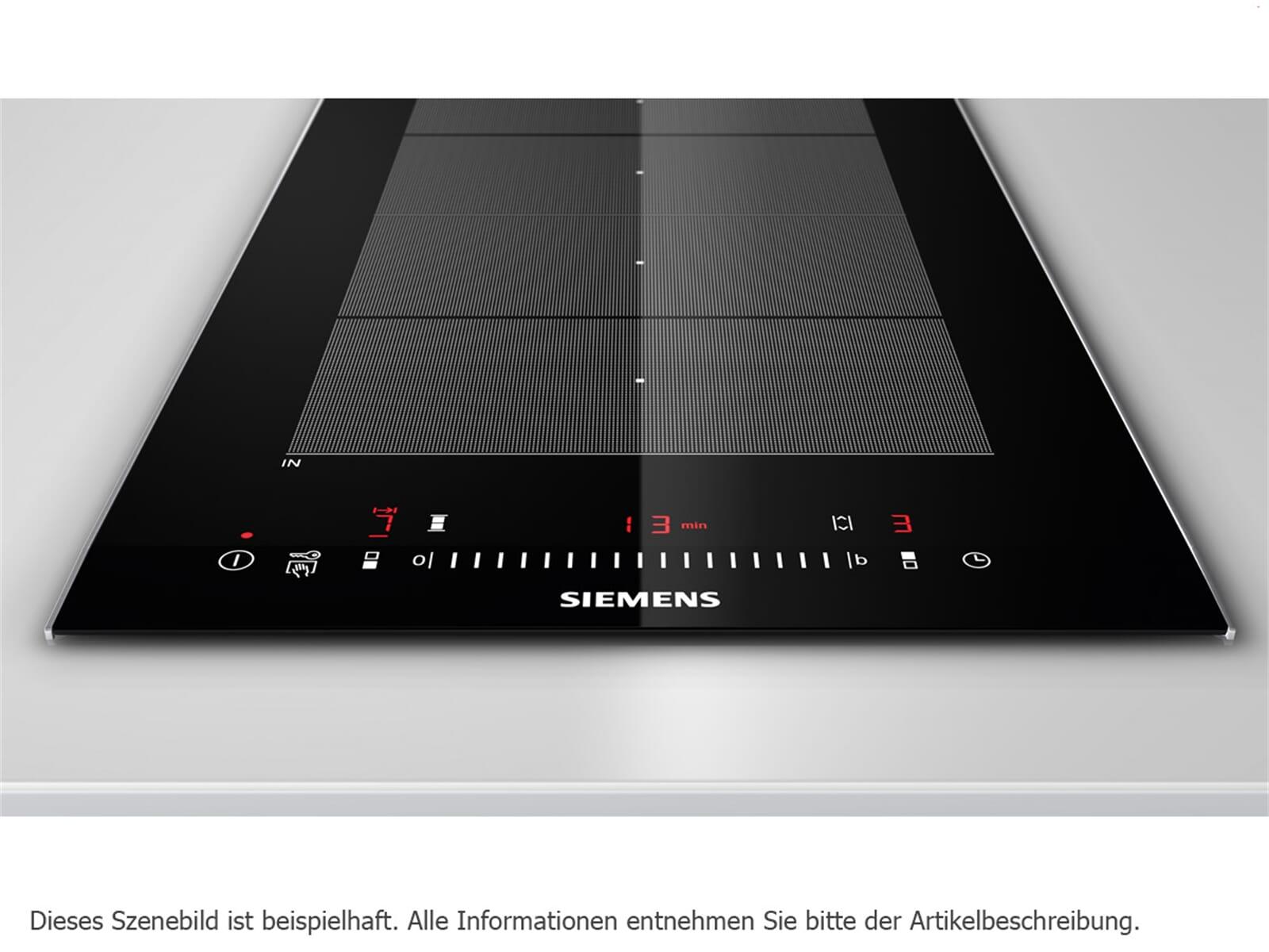 siemens ex375fxb1e domino induktionskochfeld autark. Black Bedroom Furniture Sets. Home Design Ideas