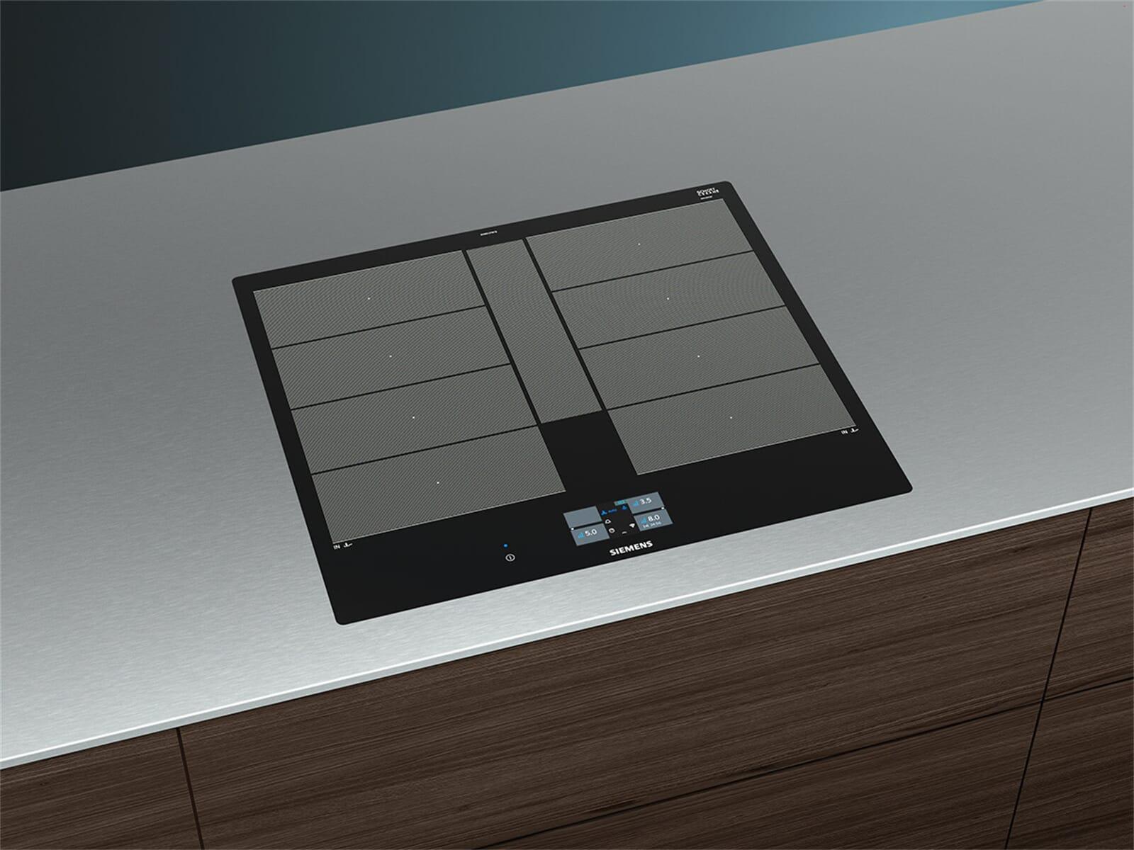 siemens ex601jyw1e induktionskochfeld autark. Black Bedroom Furniture Sets. Home Design Ideas