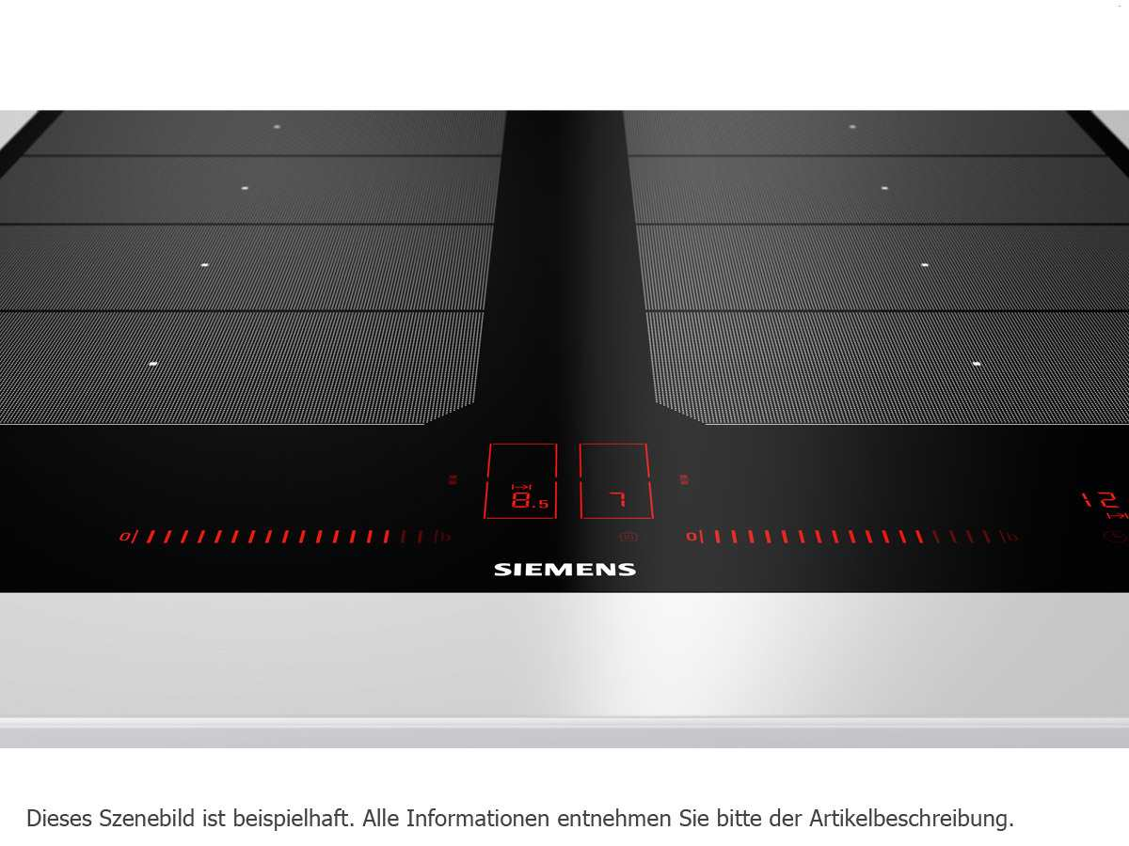 Siemens EX601LXC1E Induktionskochfeld autark
