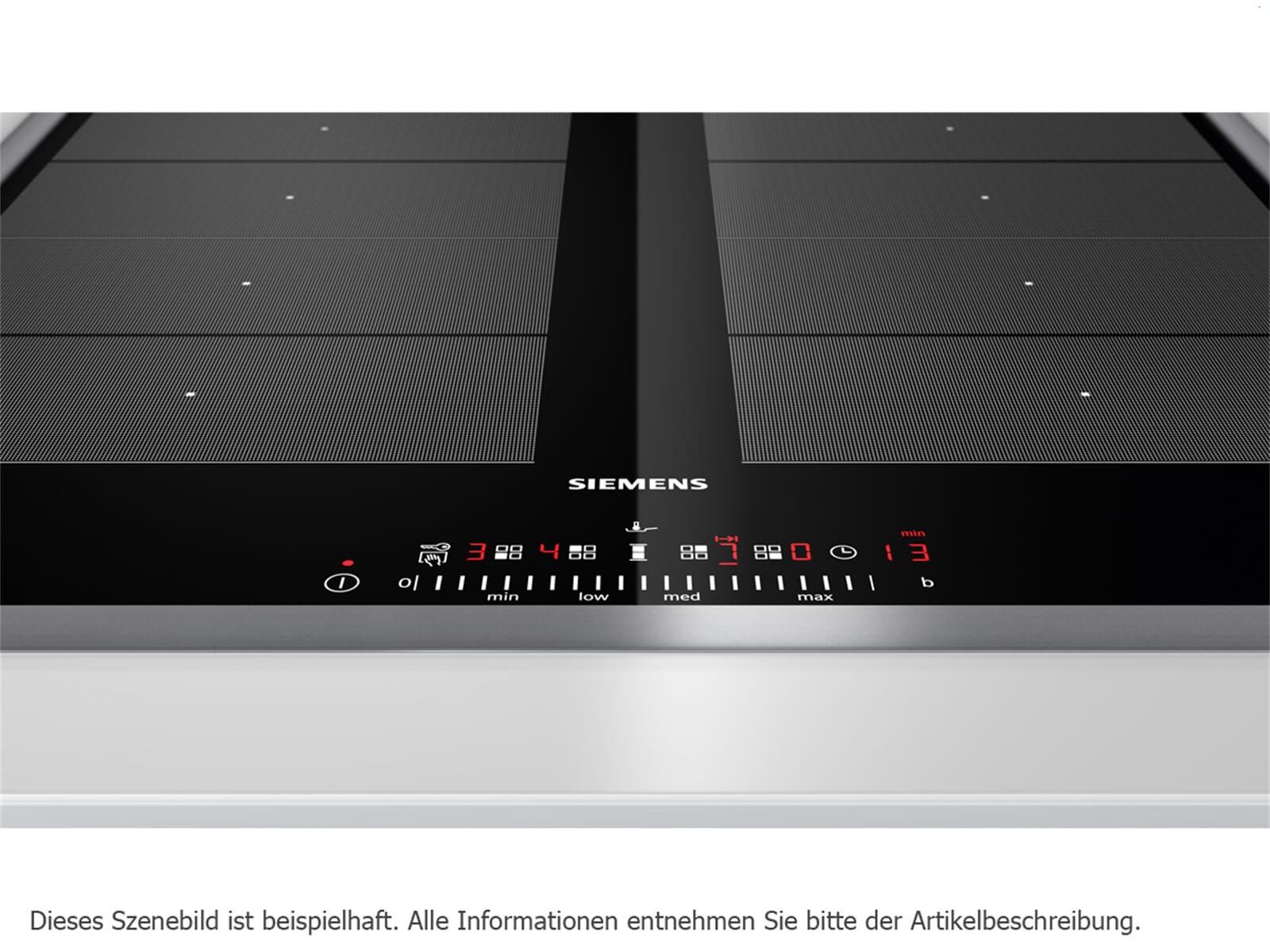 Siemens EX645FXC1E Induktionskochfeld autark