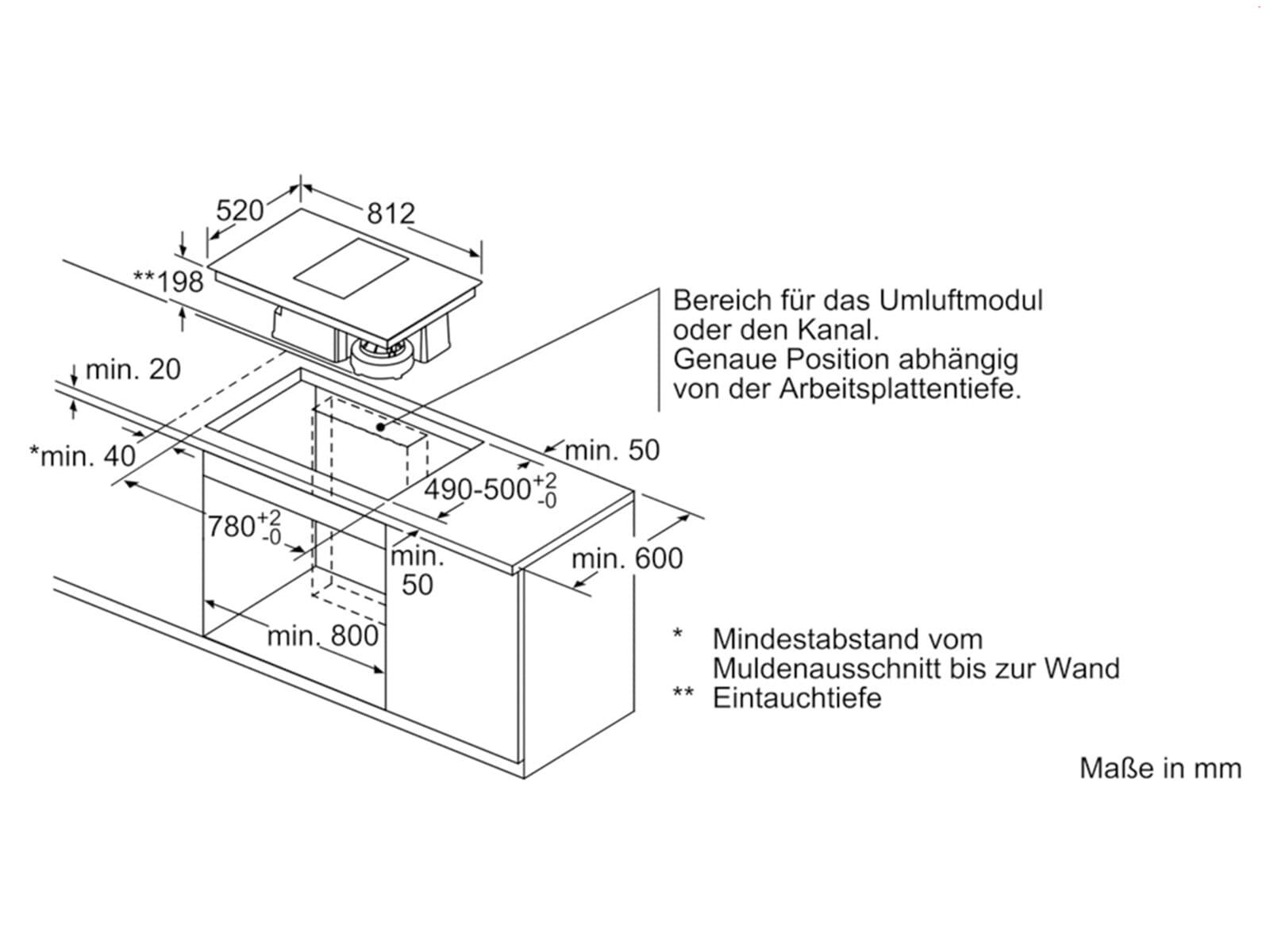 siemens ex875lx34e induktionskochfeld kochfeldabzug. Black Bedroom Furniture Sets. Home Design Ideas