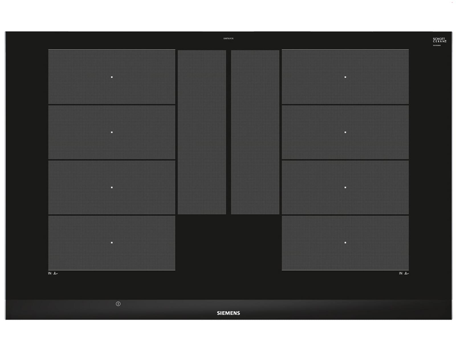 siemens ex875lyc1e induktionskochfeld autark. Black Bedroom Furniture Sets. Home Design Ideas