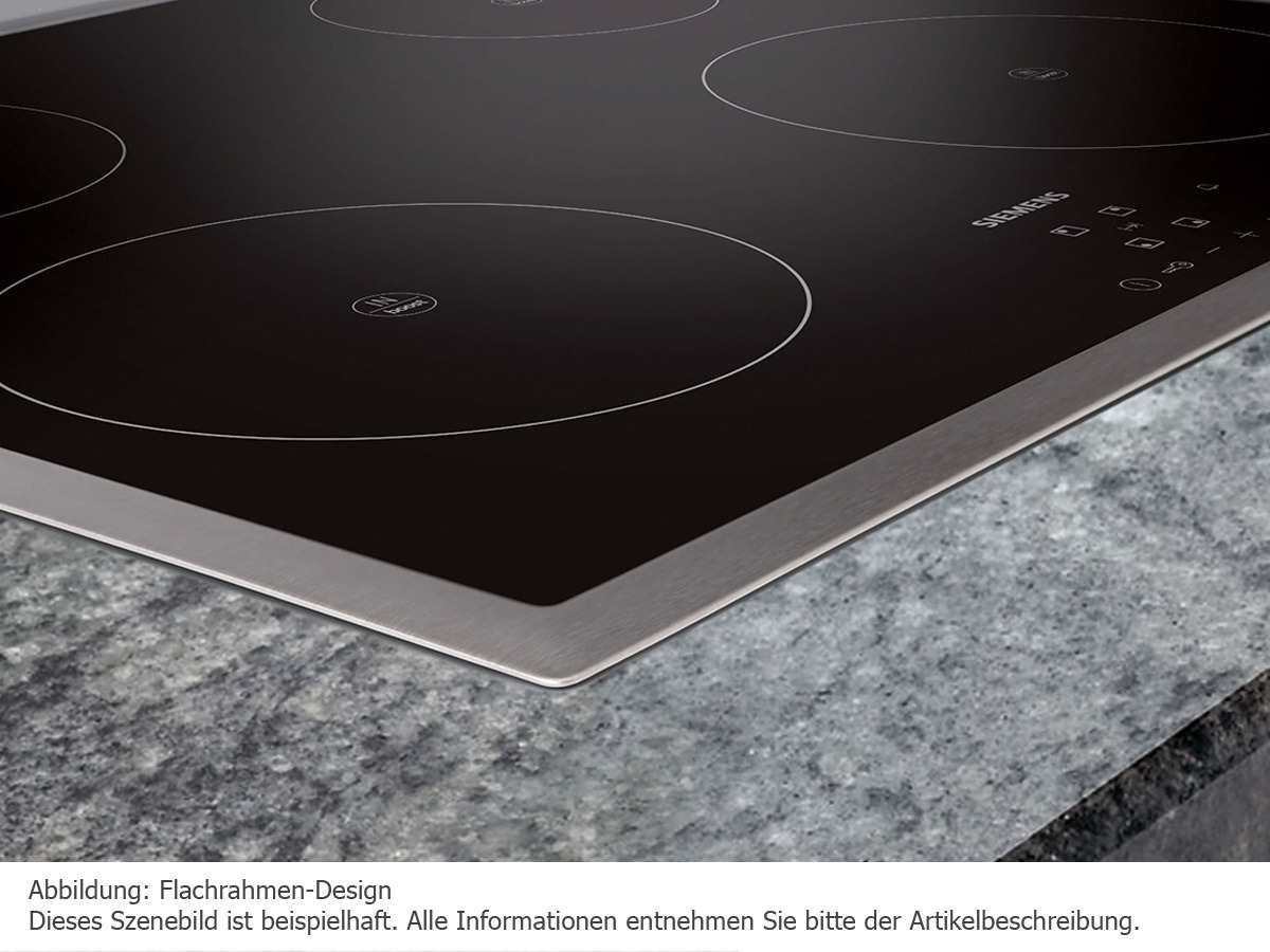 siemens ef645hn17 glaskeramikkochfeld herdgebunden. Black Bedroom Furniture Sets. Home Design Ideas
