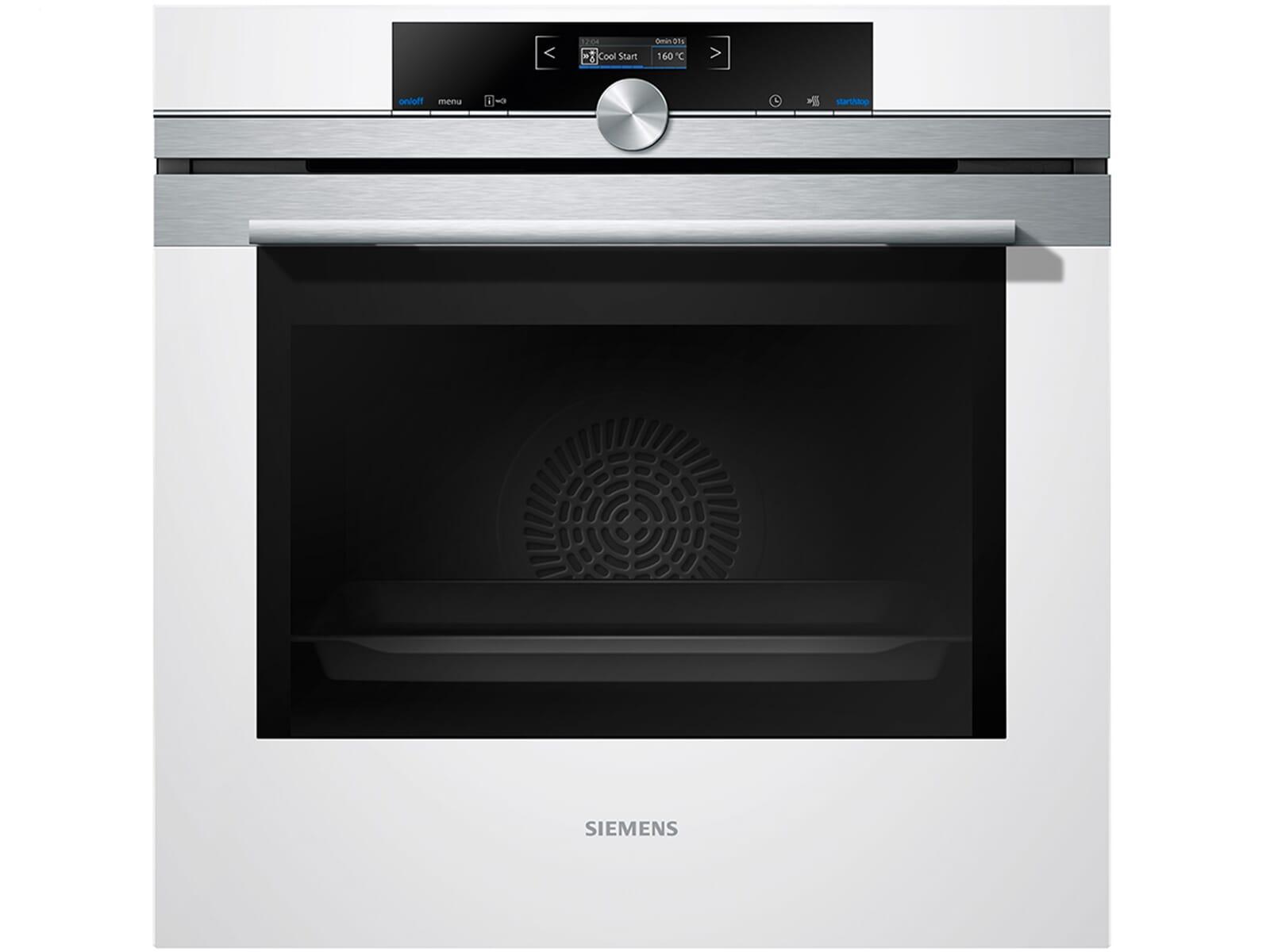 Siemens Kühlschrank Baujahr : Siemens hb gbw backofen weiß