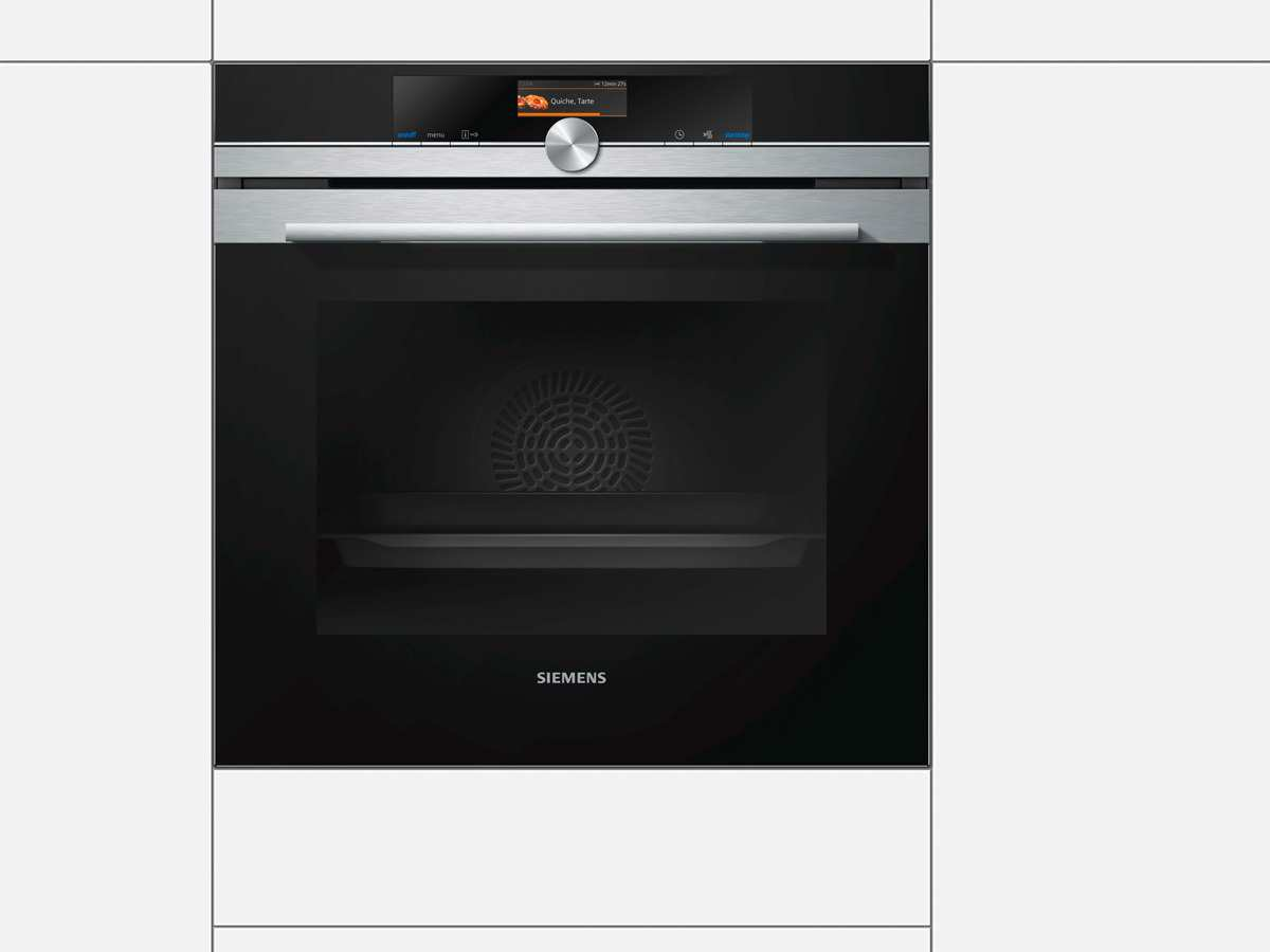 Siemens EQ2Z001X Set Backofen HB636GBS1