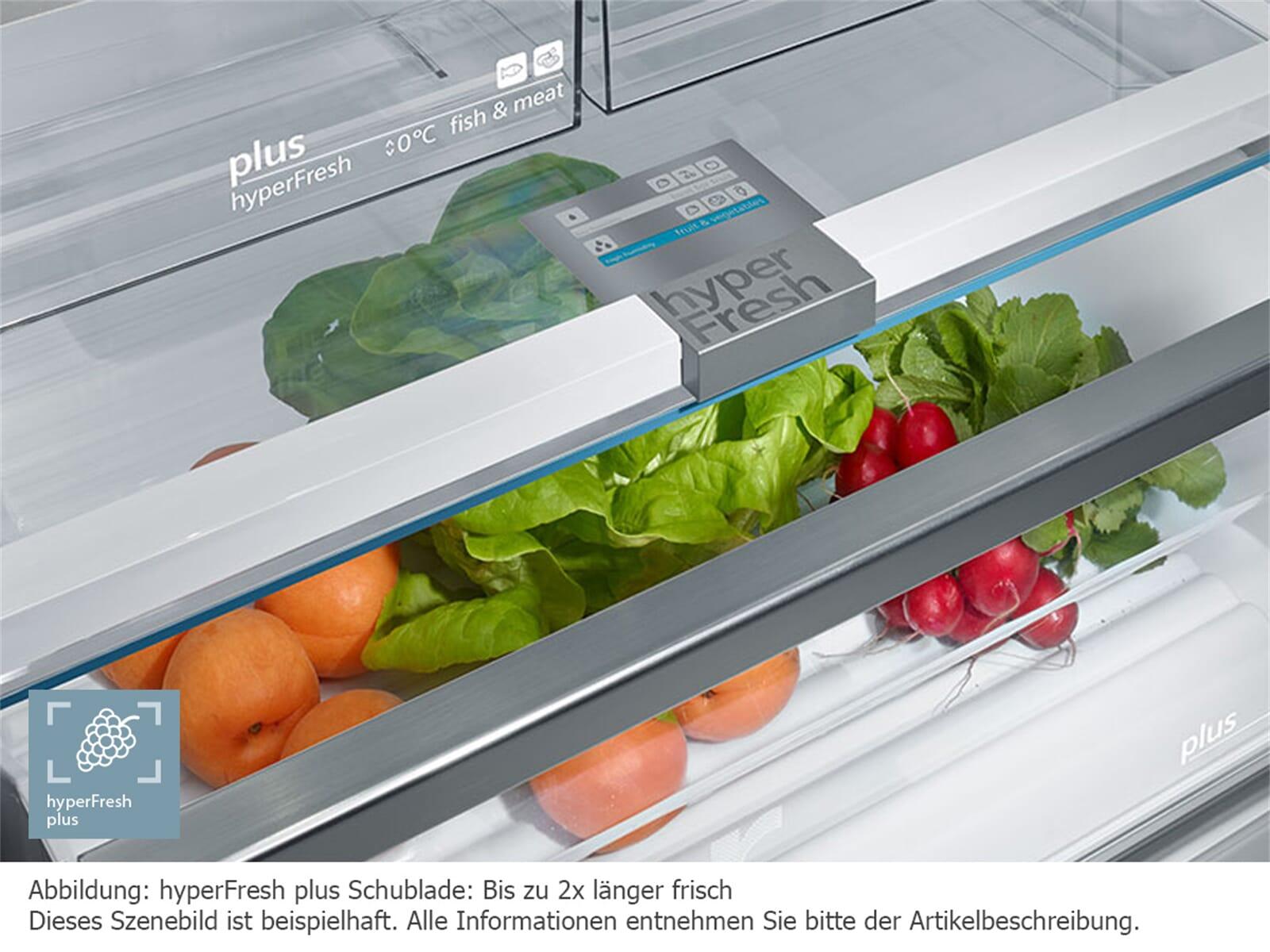 Siemens Kühlschrank Hyperfresh : Siemens studioline ki nhd einbau kühl gefrierkombination