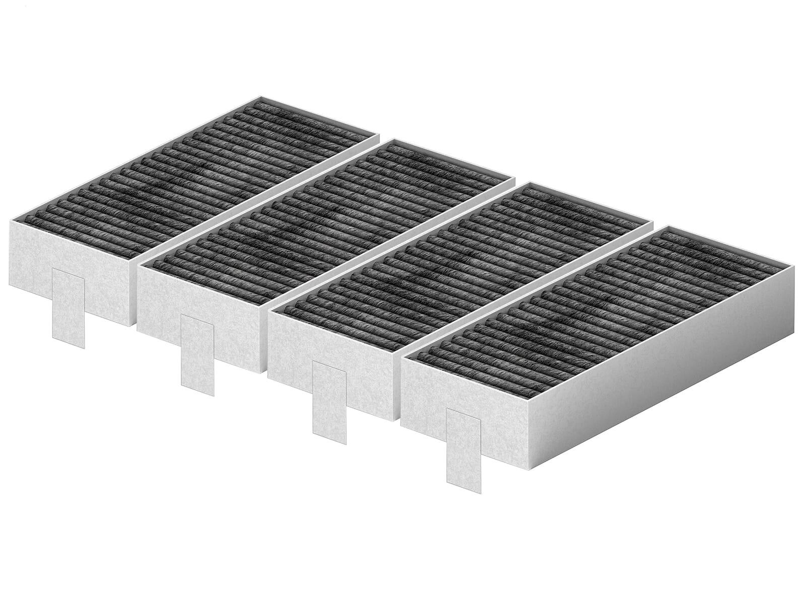 Siemens HZ9VRUD0 Starter-Set für ungeführte Umluft