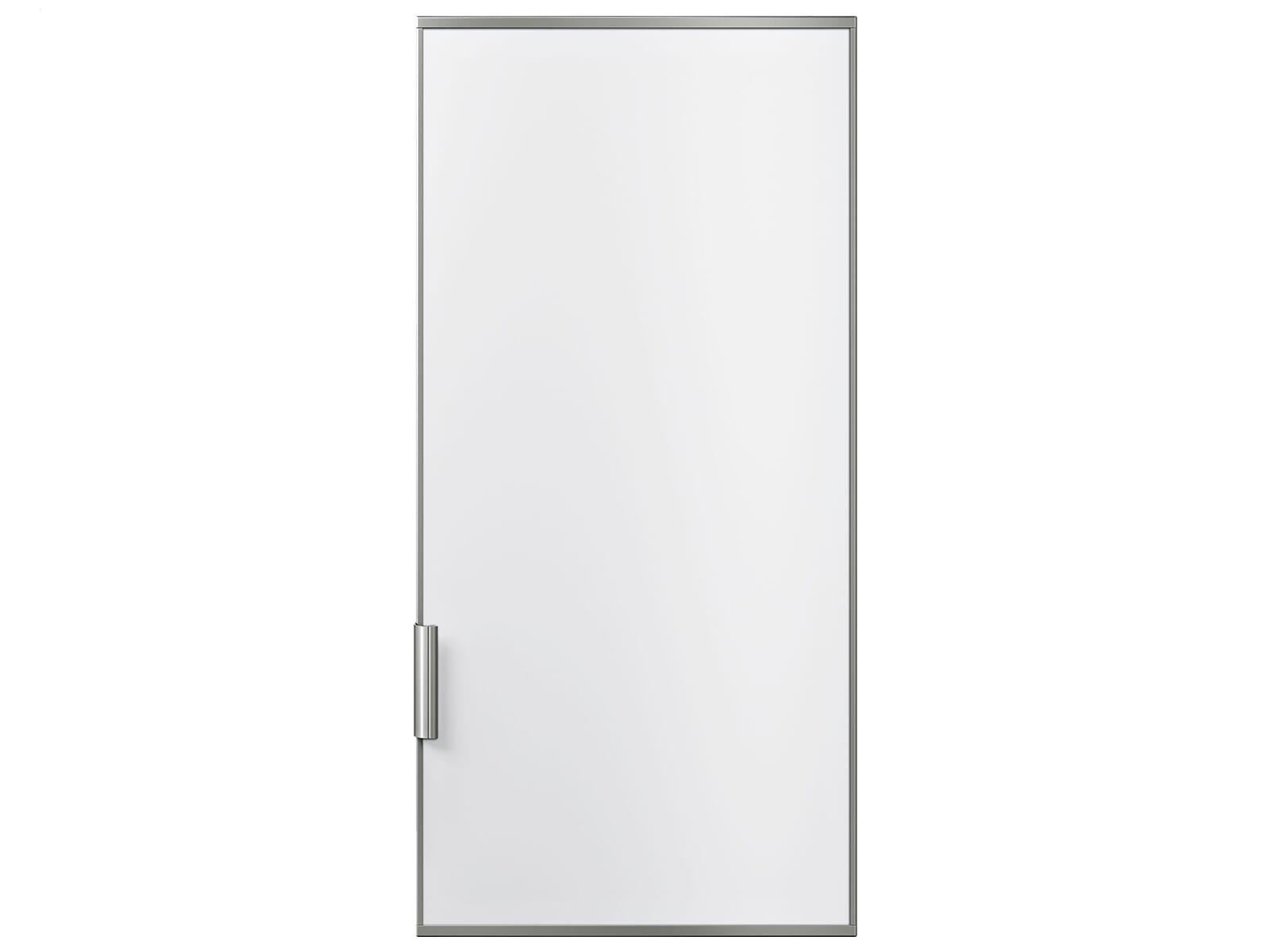 Produktabbildung Siemens KF40ZAX0 Türfront weiß mit Dekorrahmen