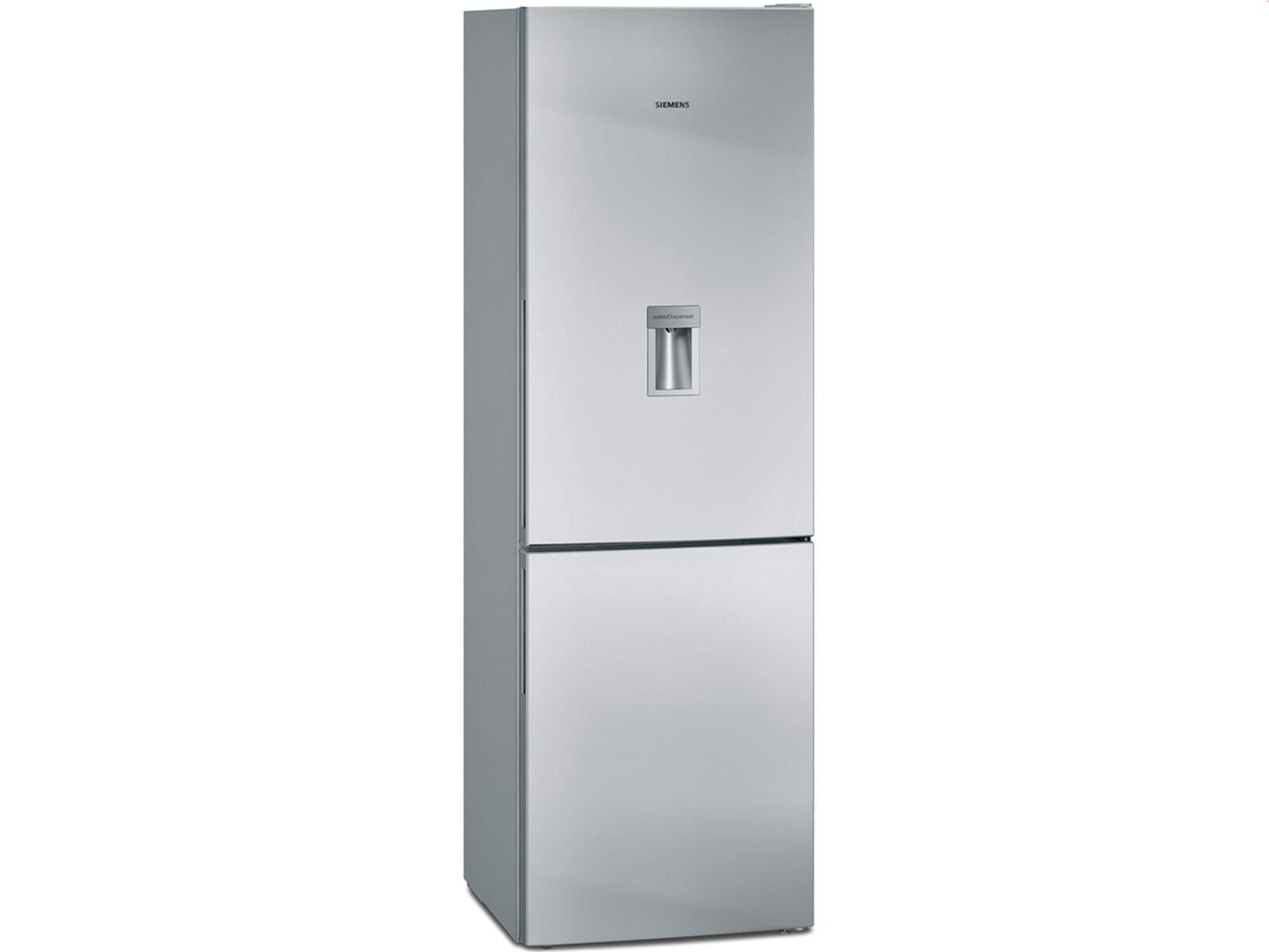 Siemens Kühlschrank Eiswürfelbereiter Bedienungsanleitung : Siemens kg wxl s kühl gefrierkombination edelstahl look