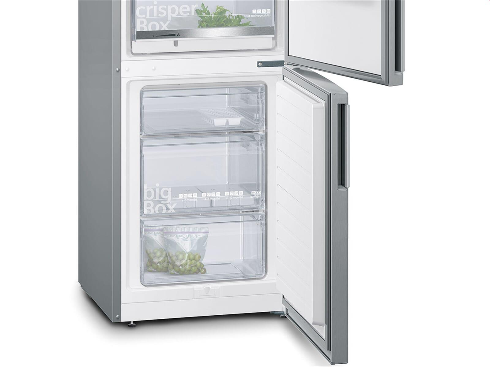 Siemens Kühlschrank Coolbox : Siemens kg edi kühl gefrierkombination edelstahl