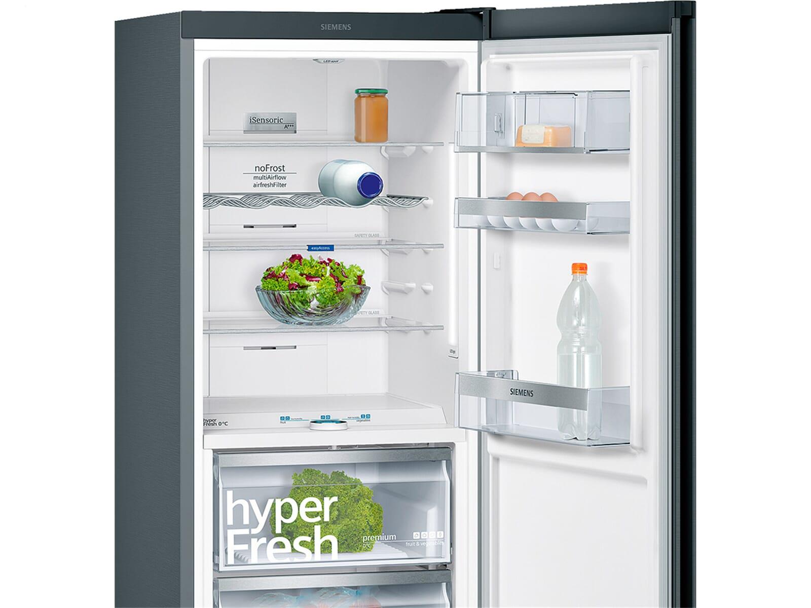 Siemens Kühlschrank Hotline : Siemens studioline kg fhb a kühl gefrierkombination set