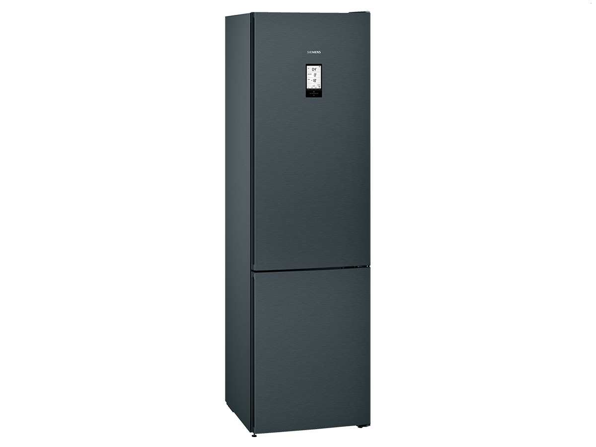 siemens kg39fpb45 k hl gefrierkombination black inox. Black Bedroom Furniture Sets. Home Design Ideas