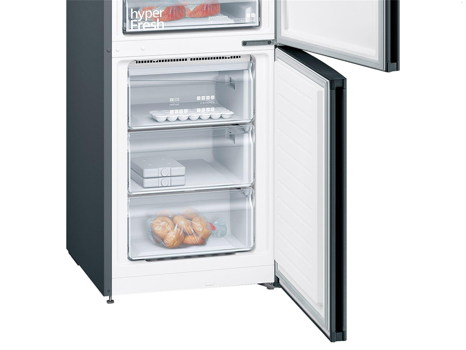 Siemens Kühlschrank Reset : Siemens kg39fpb45 kühl gefrierkombination black inox