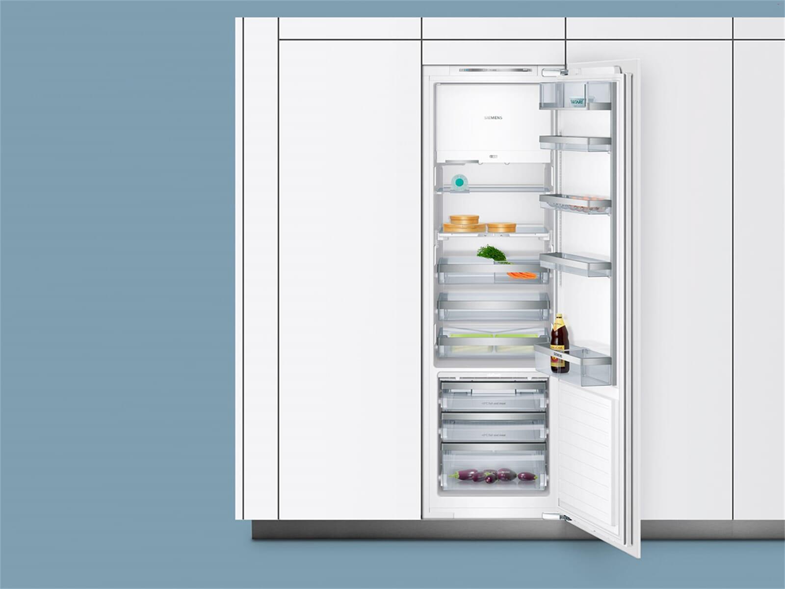Siemens Kühlschrank Heiß : Siemens ki fp einbaukühlschrank