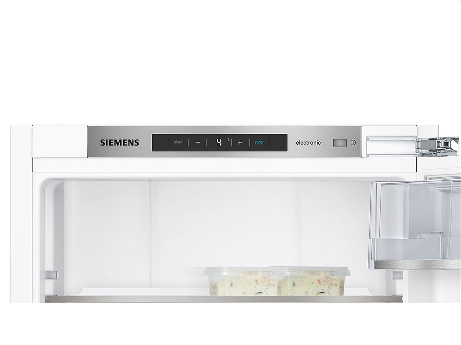 Siemens Kühlschrank Nach Abtauen Alarm : Siemens kx fv einbau kühl gefrierschrank set ki fad gi vad