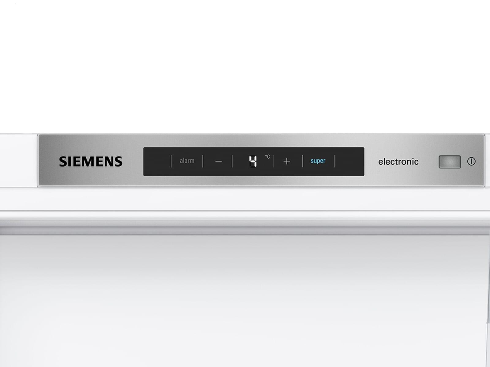 Siemens KI42LADE0 Einbau-Kühl-Gefrierkombination