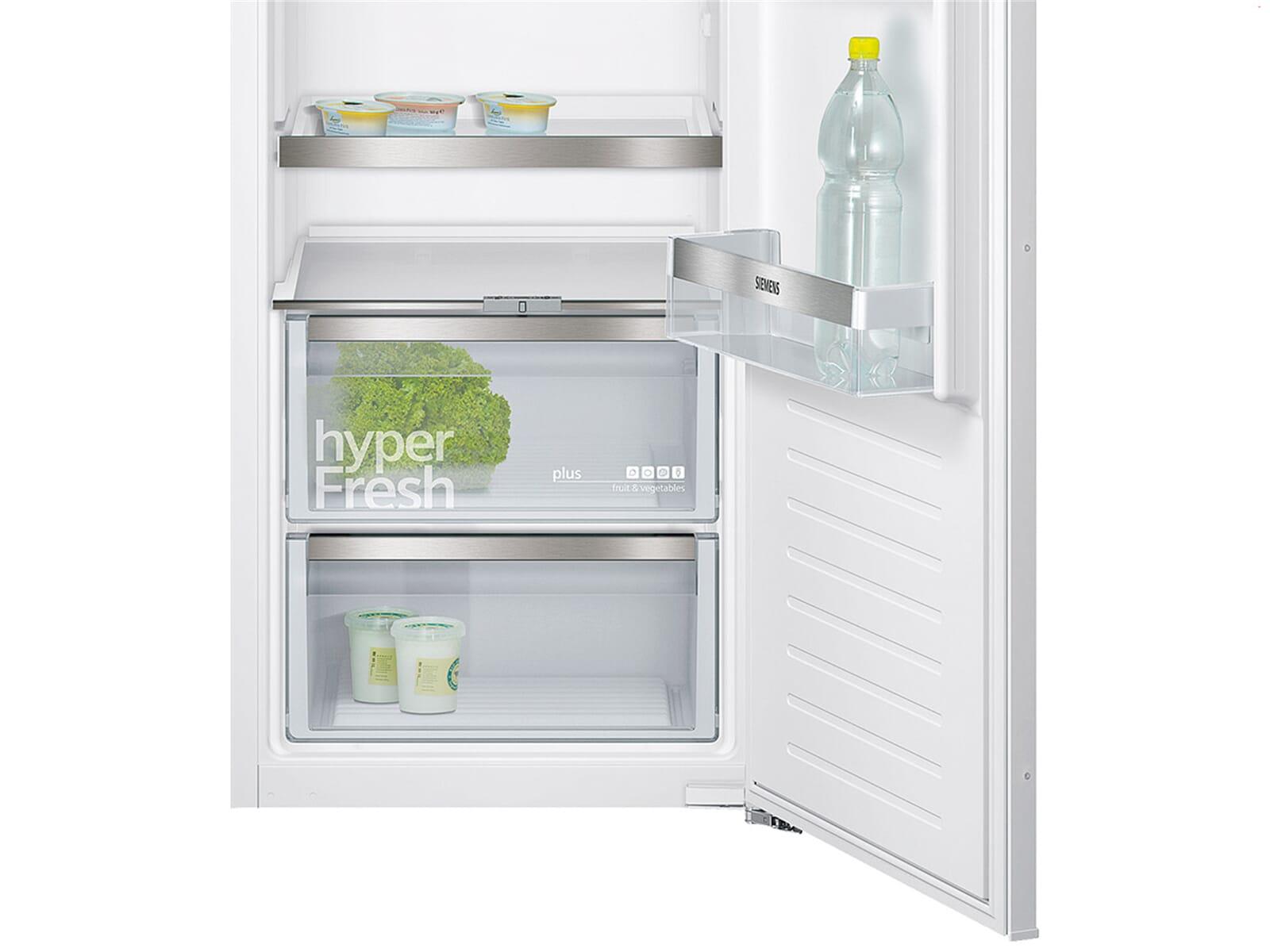 Siemens Kühlschrank Hyperfresh : Siemens ki lad einbaukühlschrank