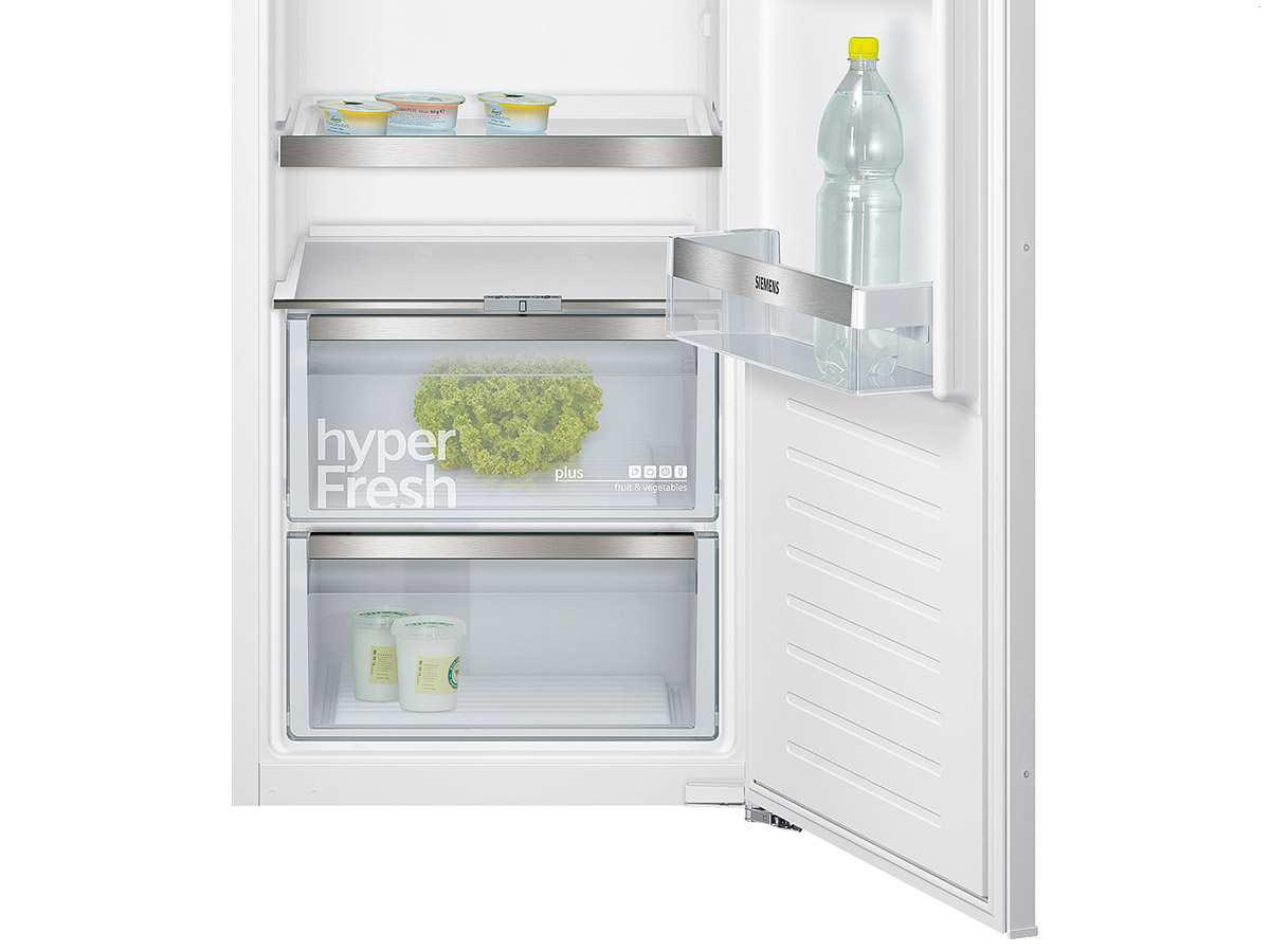 Siemens Kühlschrank Innenausstattung : Siemens ki lad einbaukühlschrank