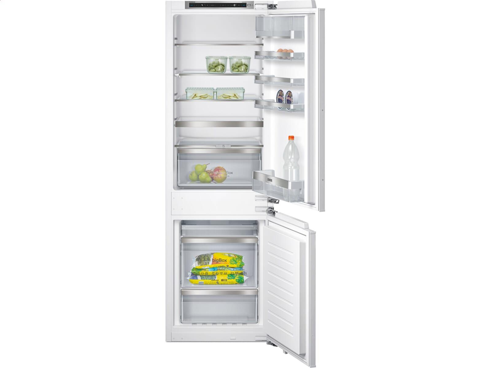 Siemens Kühlschrank Hydrofresh Box : Siemens ki nad einbau kühl gefrierkombination