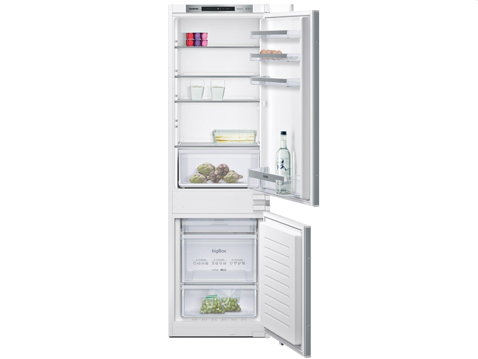 Siemens Kühlschrank Gefrierkombi : Siemens ki nvs einbau kühl gefrierkombination