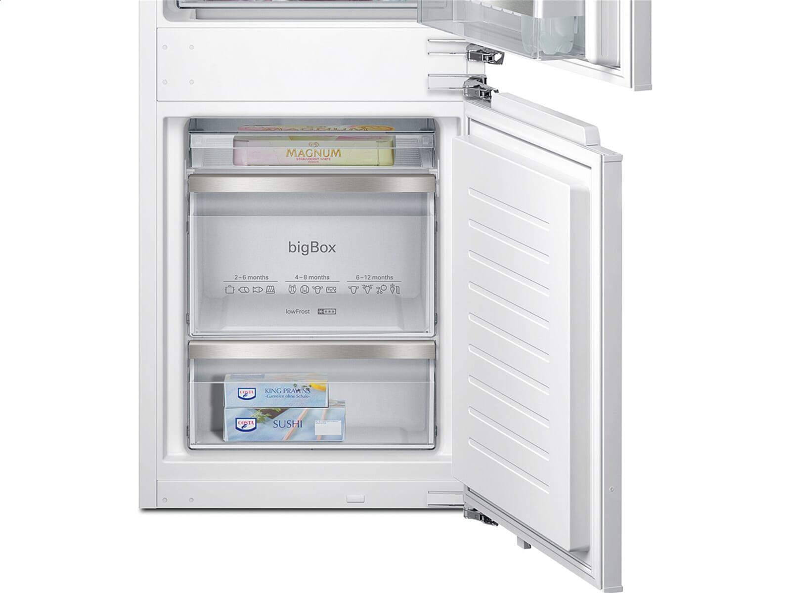 Siemens KI86SAD40 Einbau-Kühl-Gefrierkombination