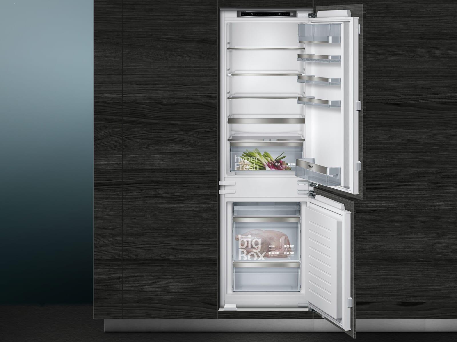 Siemens KI86SAFE0 Einbau-Kühl-Gefrier-Kombination