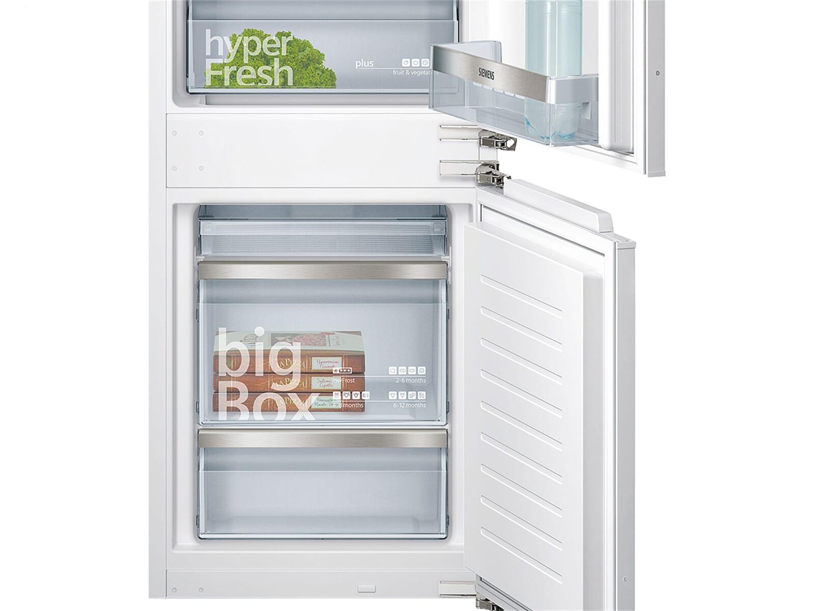 Siemens Kühlschrank Gefrierkombi : Siemens studioline ki ssd einbau kühl gefrierkombination