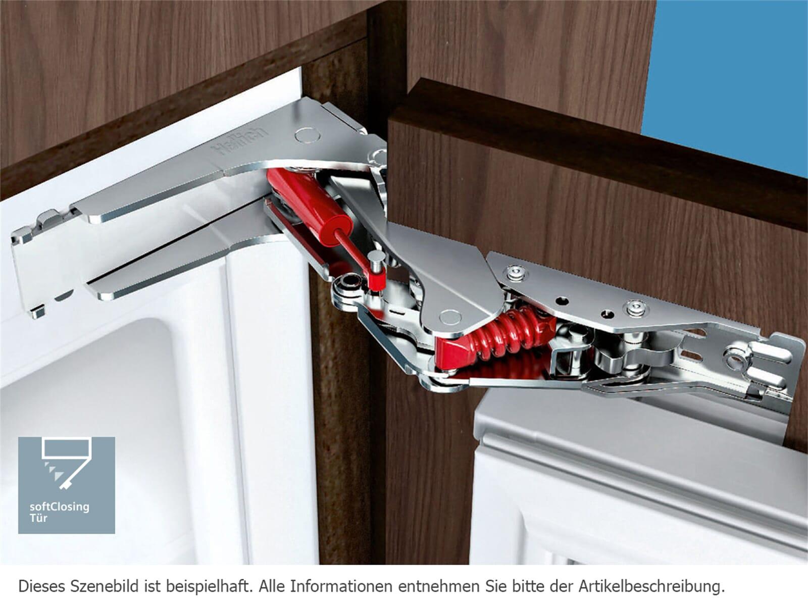 Siemens KI85NAD30 Einbau-Kühl-Gefrierkombination