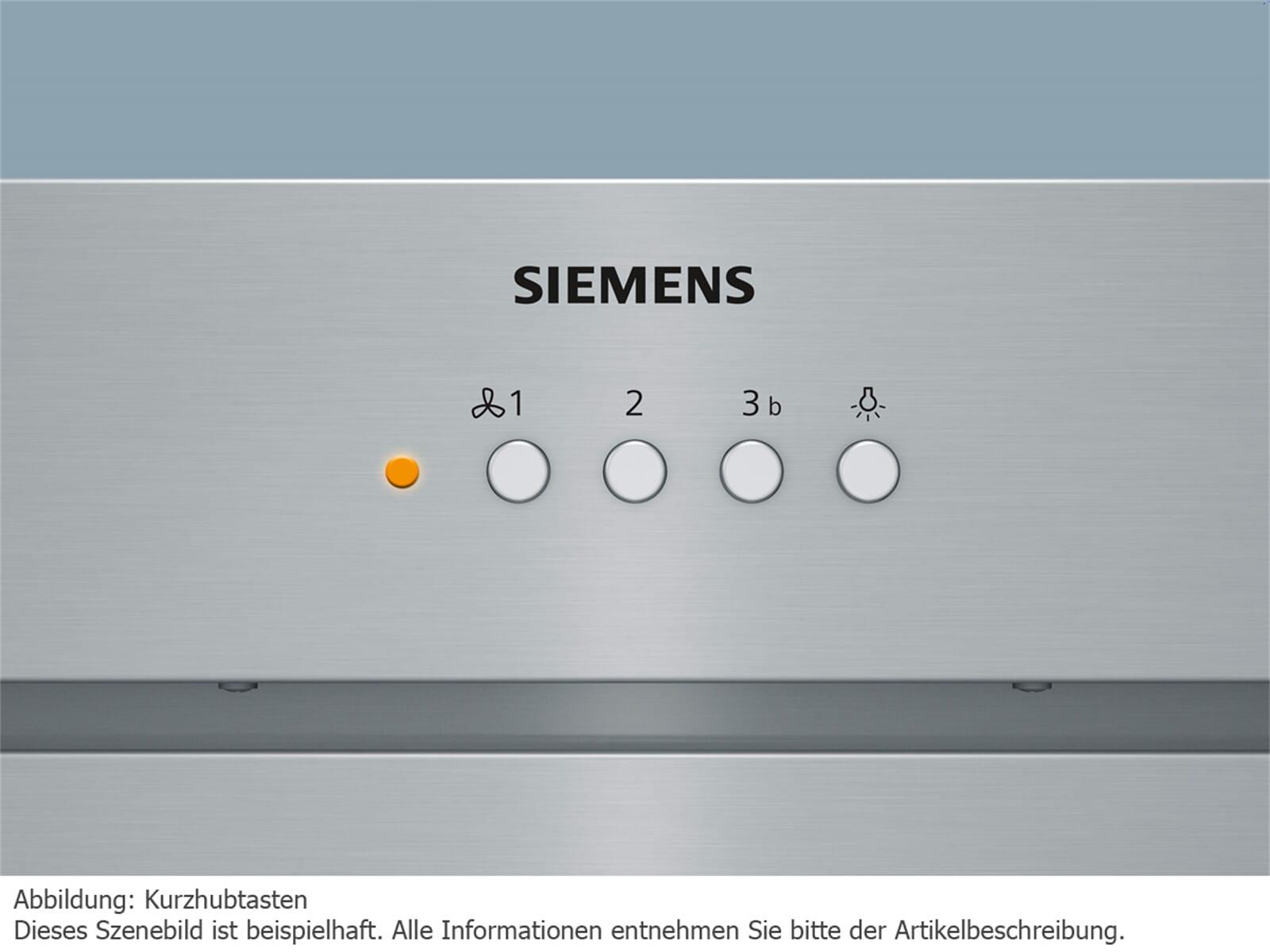 Siemens LB57574 Lüfterbaustein Edelstahl