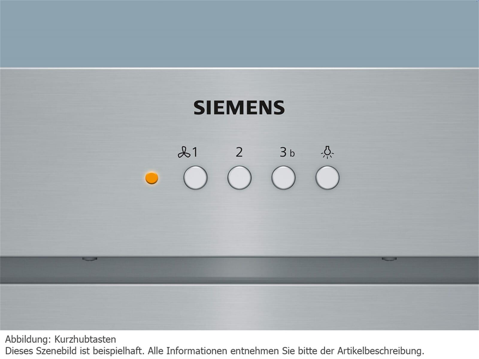 Siemens LB88574 Lüfterbaustein Edelstahl