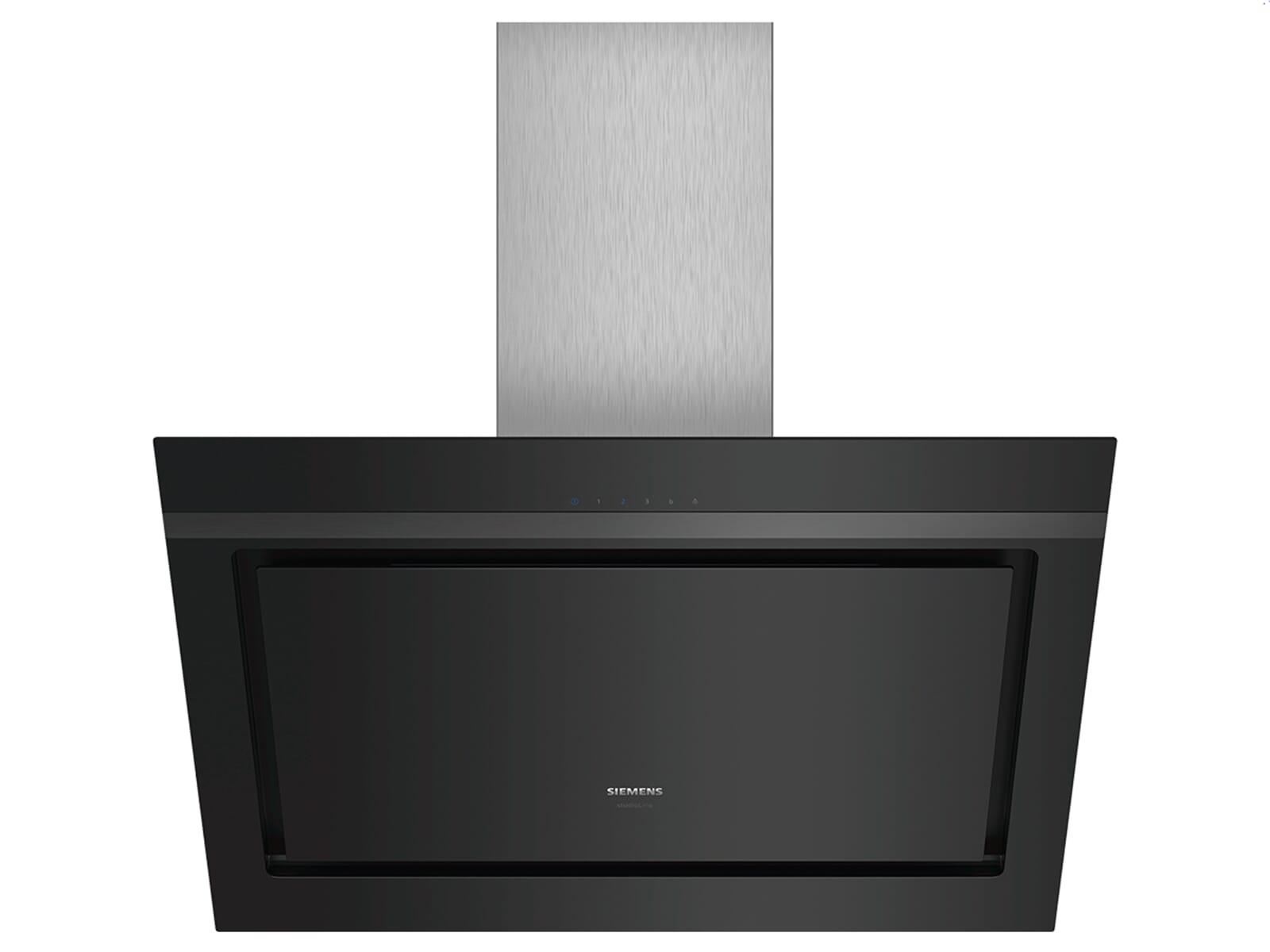Siemens Kühlschrank Schwarz : Siemens studioline lc87kim60s kopffreihaube schwarz