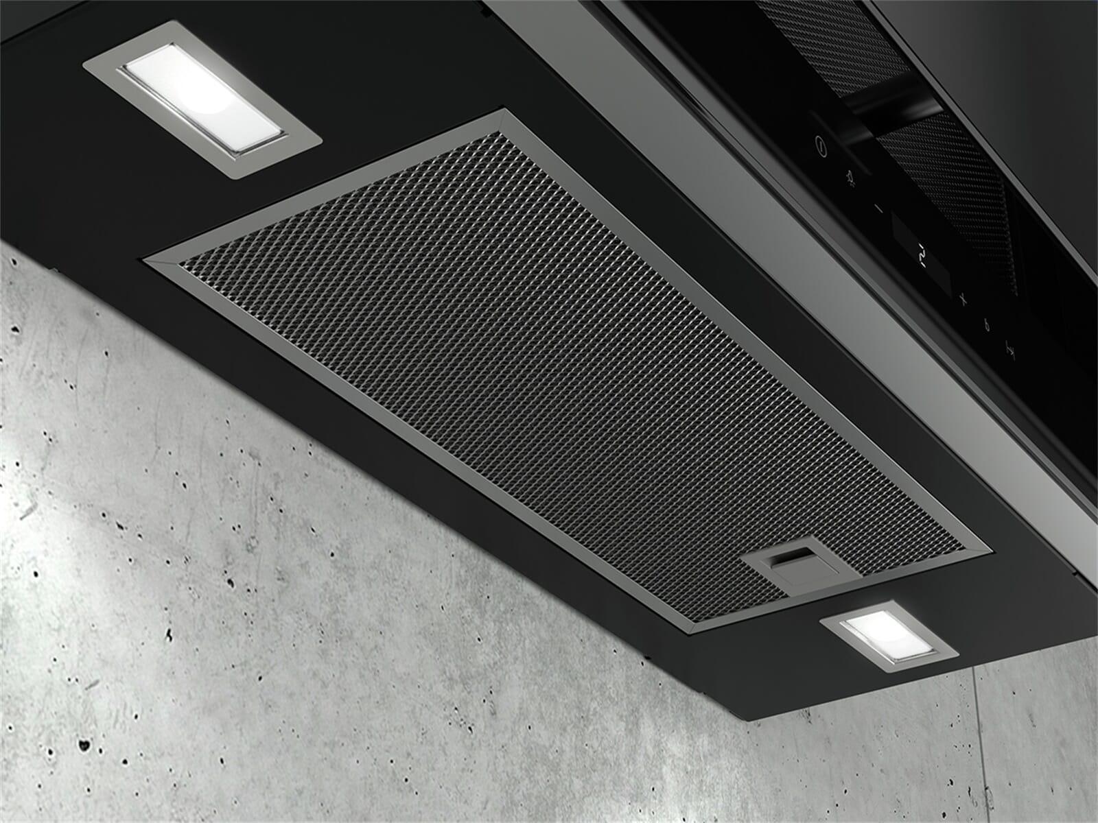 Siemens LC97FLP60 Kopffreihaube Schwarz