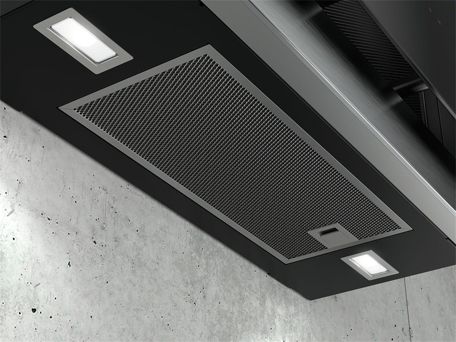 Siemens LC97FQP60 Kopffreihaube Schwarz