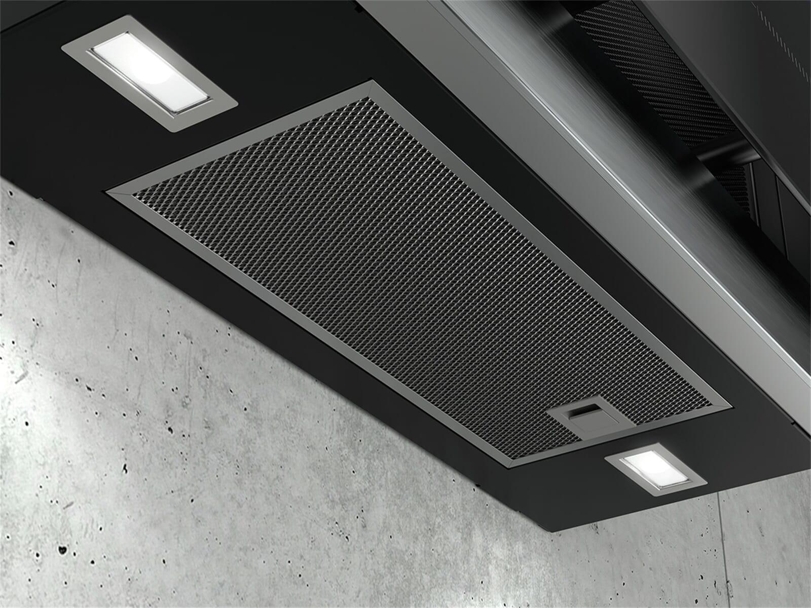 Siemens LC97FQV60 Kopffreihaube Schwarz