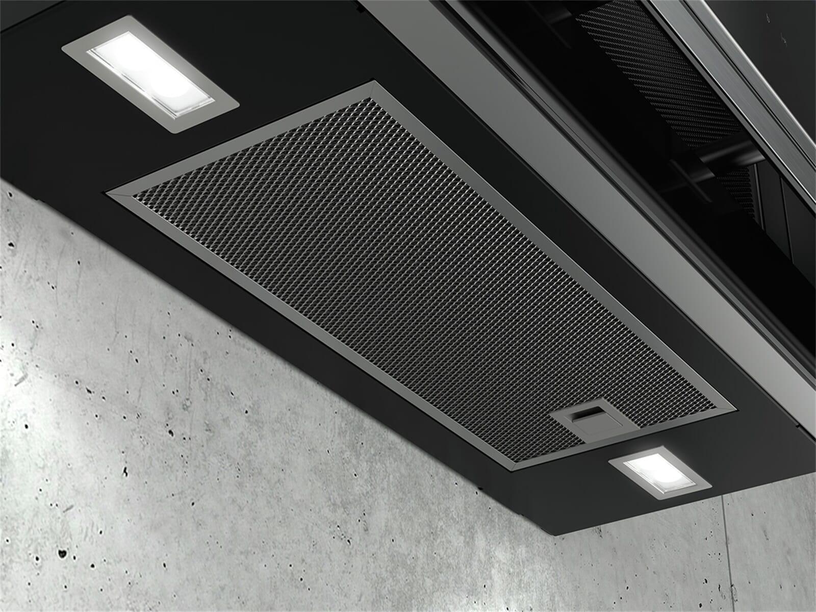 Siemens LC97FVP60 Kopffreihaube Schwarz