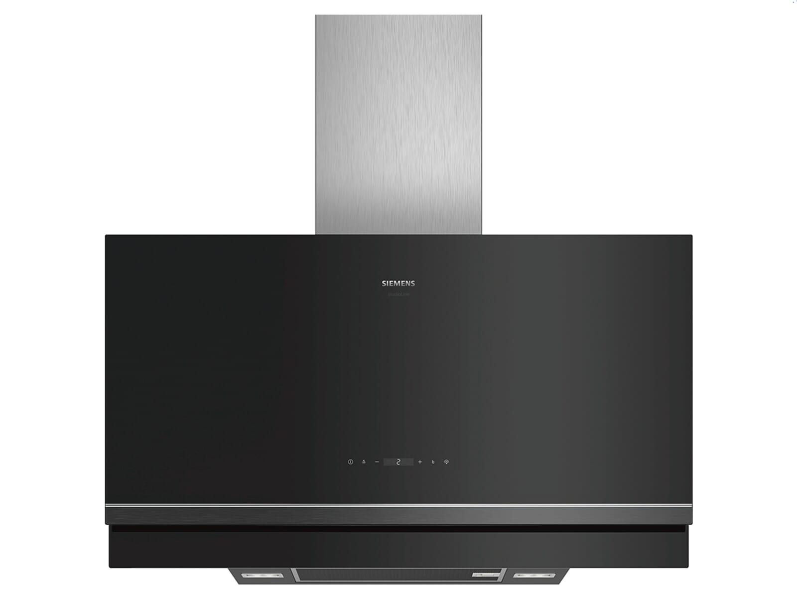 Siemens studioLine LC97FVQ60S Kopffreihaube blackSteel