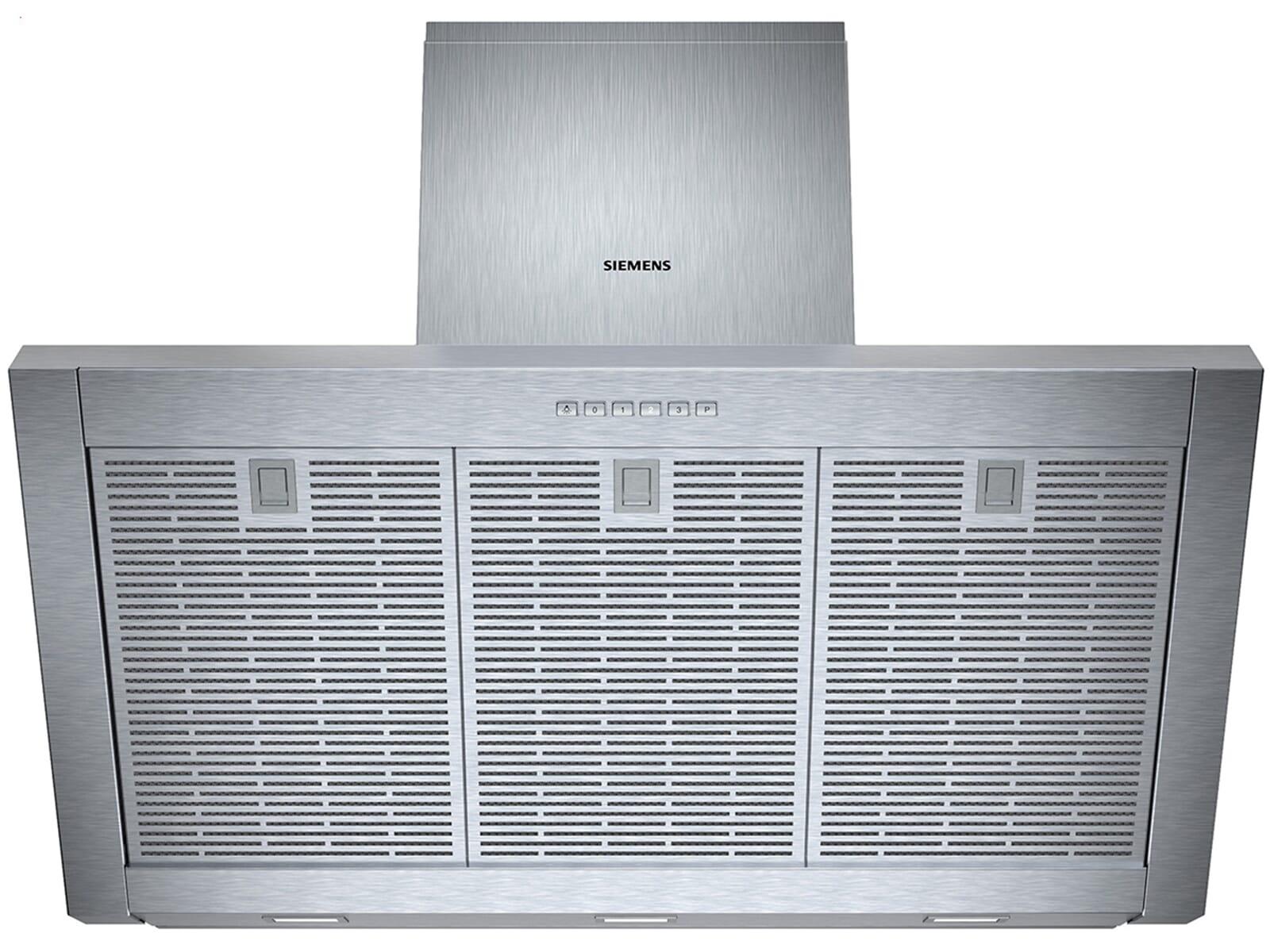 Siemens lc97ka532 kopffreihaube edelstahl ebay