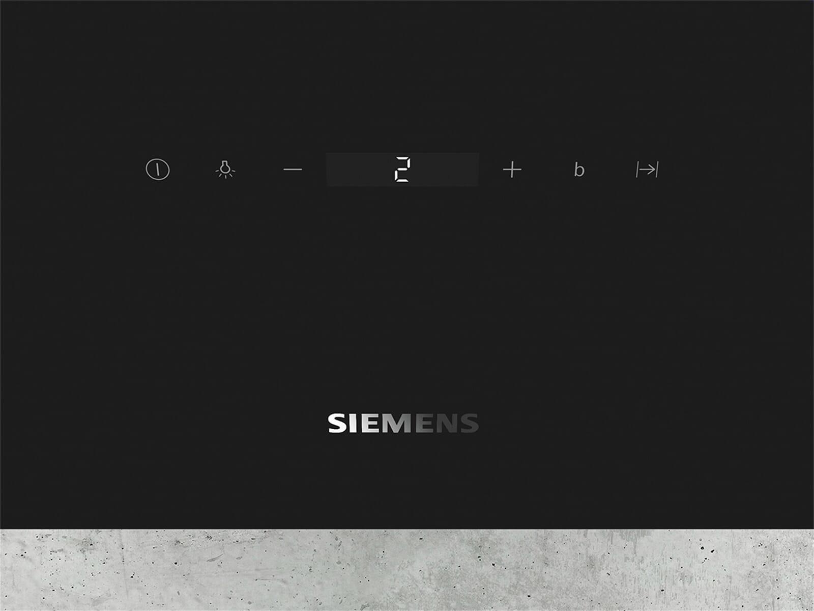 Siemens LC98KPP60 Kopffreihaube Schwarz
