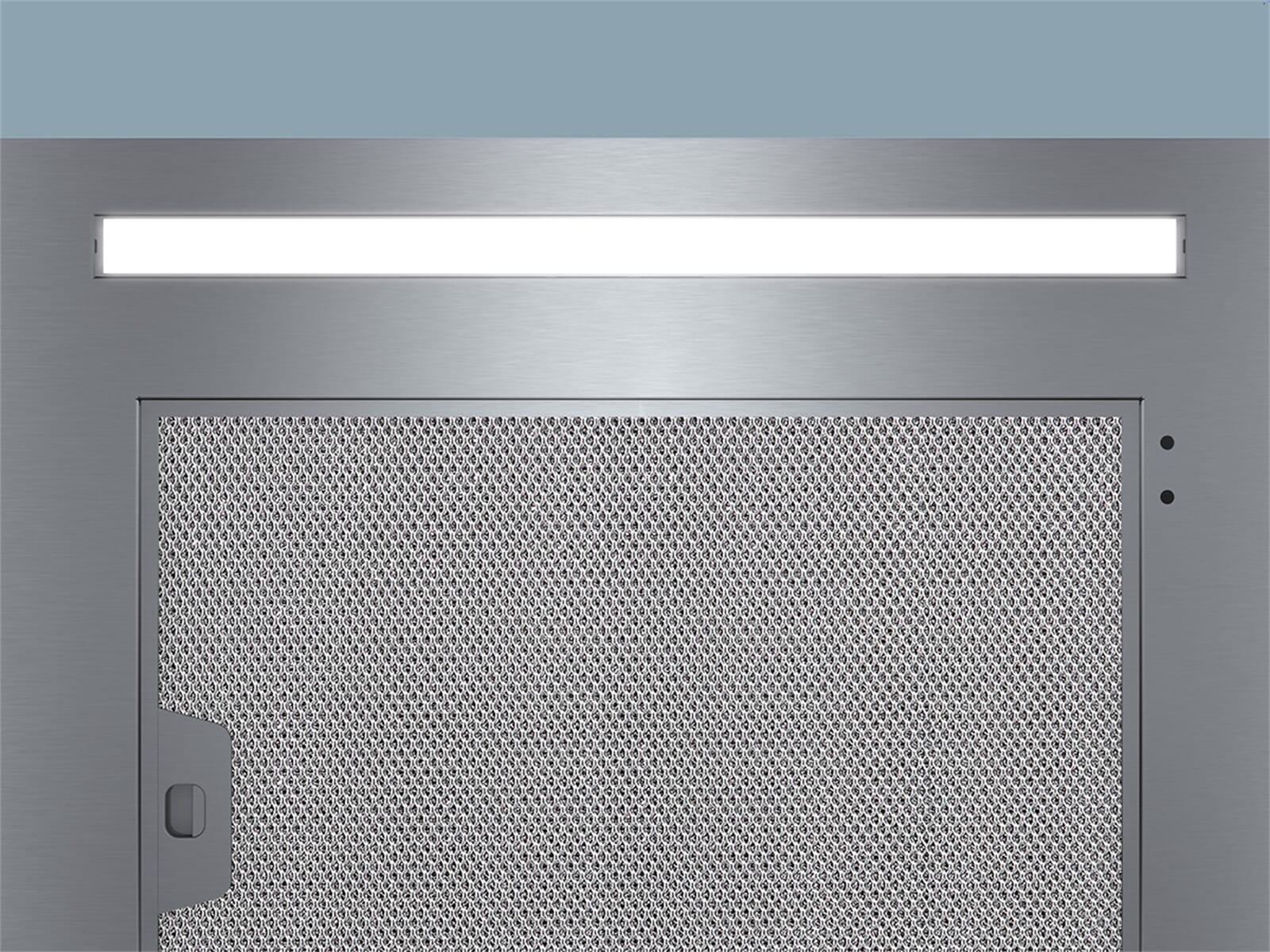 Siemens lf16rh560 deckenhaube edelstahl