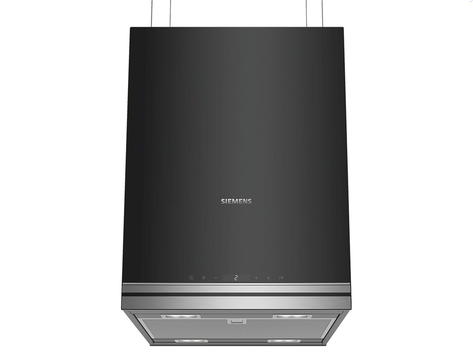 Siemens Kühlschrank Nach Transport Stehen Lassen : Siemens lf31ivp60 inselhaube schwarz