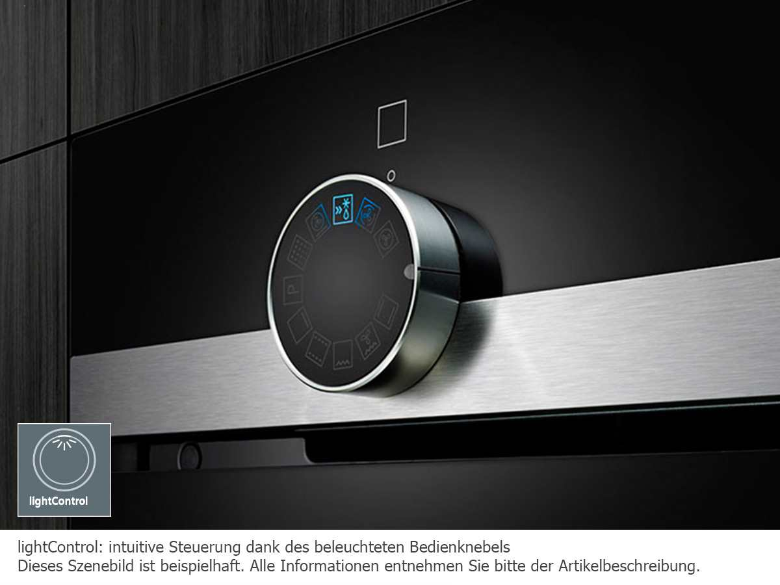 Siemens VB558C0S0 Backofen Edelstahl