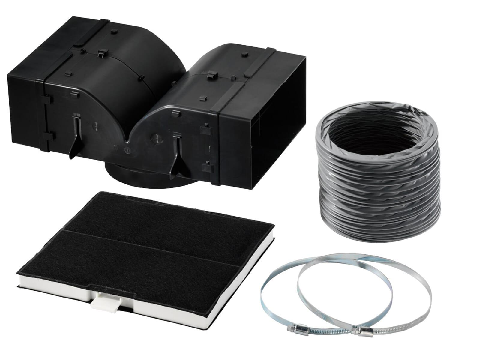 Siemens LZ53850 Starter-Set für Umluftbetrieb