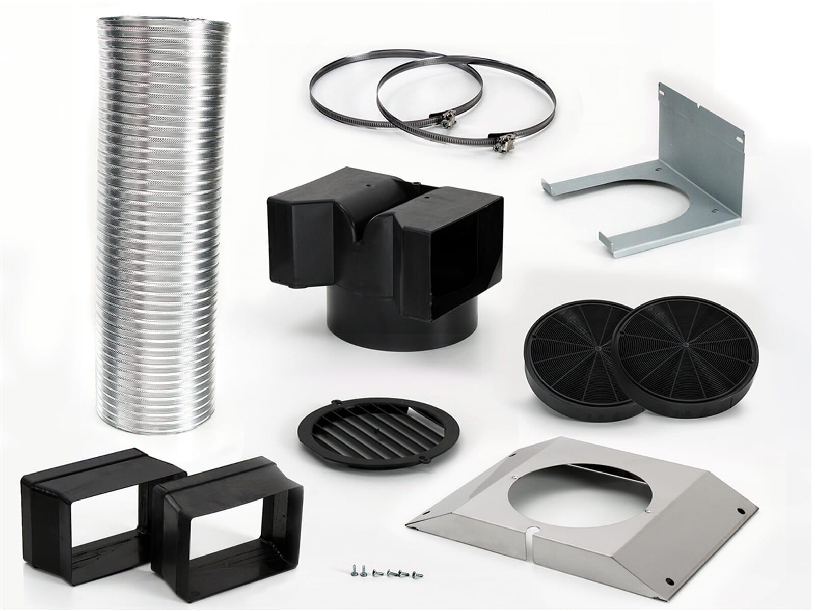 Siemens LZ55650 Starter-Set für Umluftbetrieb