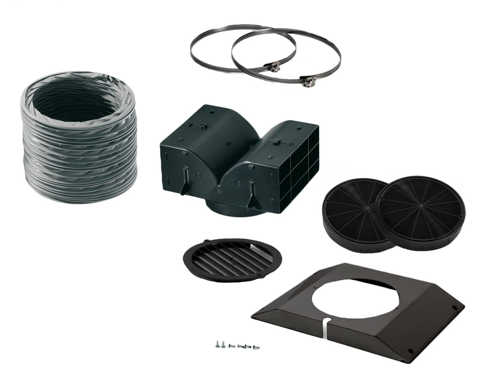 Produktabbildung Siemens LZ55750 Starter-Set für Umluftbetrieb