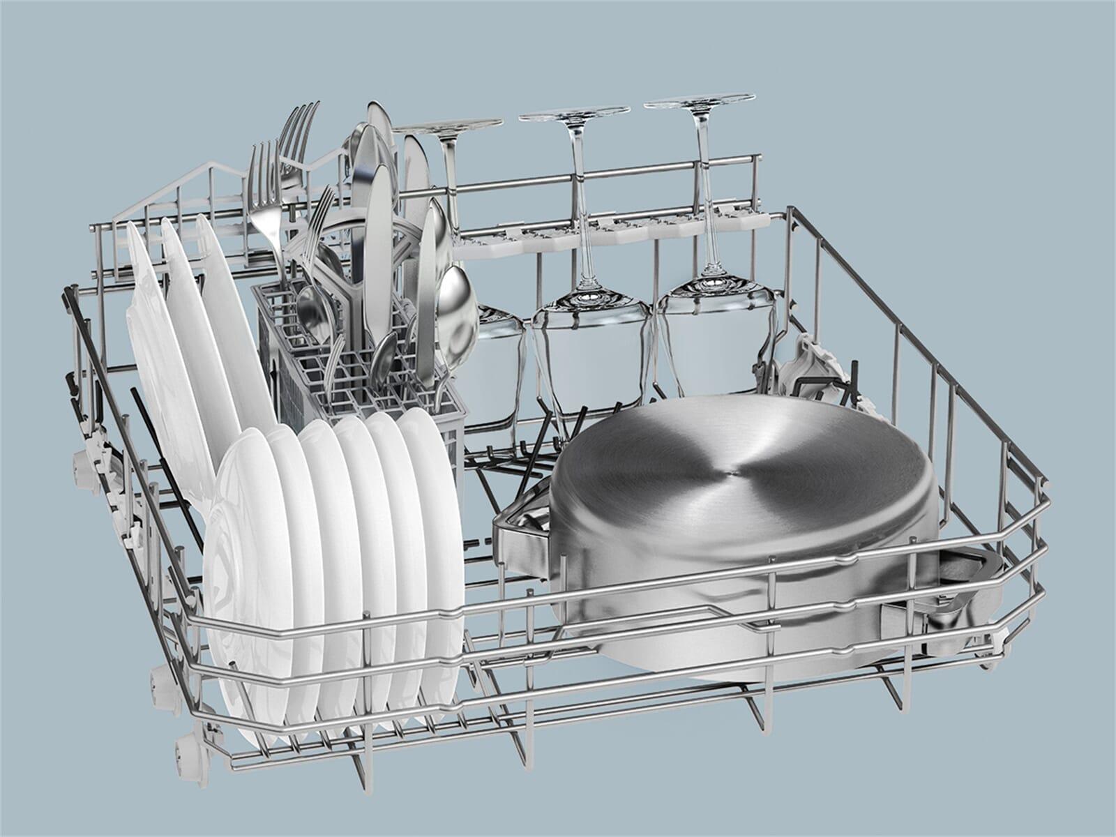 Siemens SC76M541EU Einbau Modular Geschirrspüler