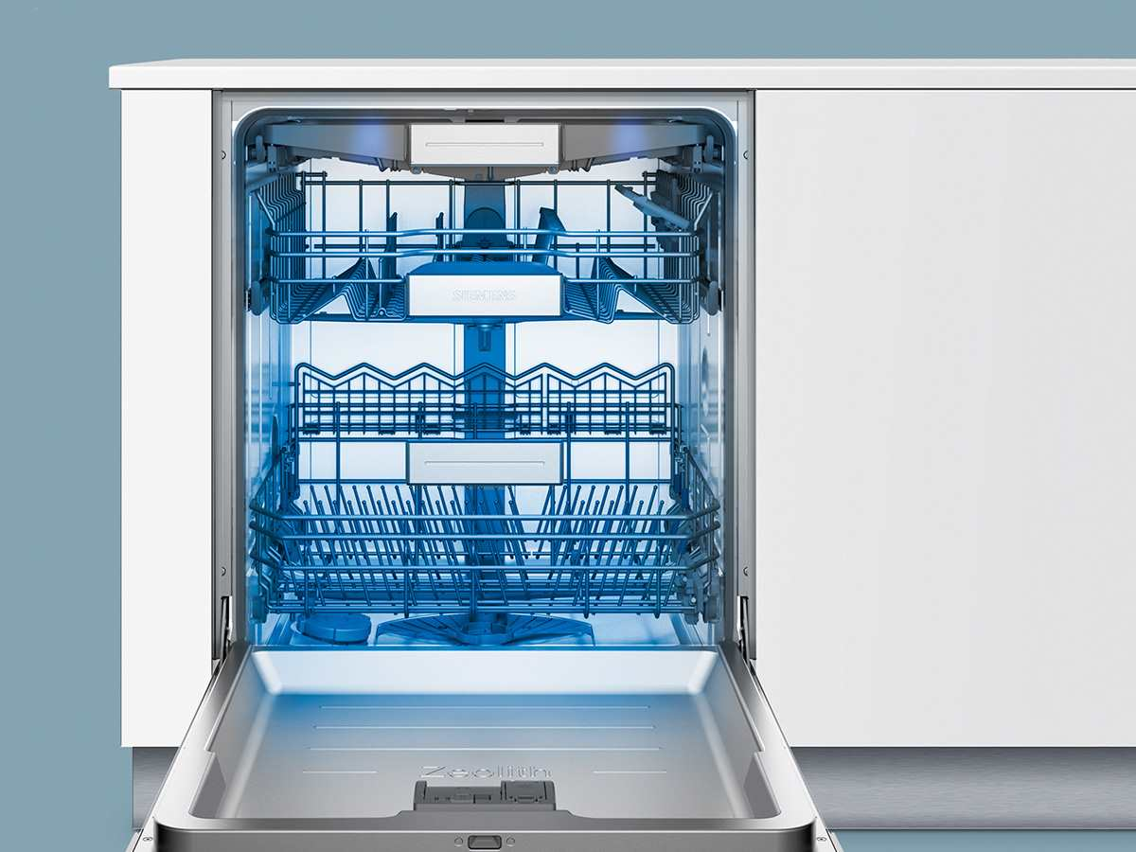 Siemens SN678X36TE Vollintegrierbarer Einbaugeschirrspüler