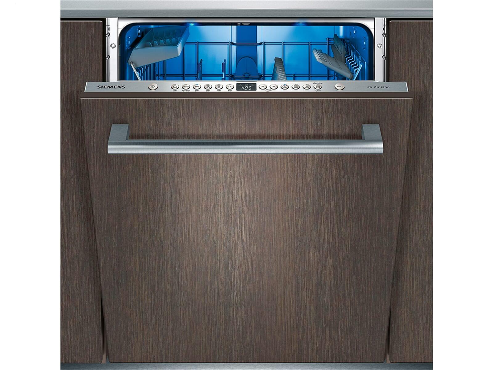 Siemens Kühlschrank Beschreibung : Siemens studioline sn pe vollintegrierbarer einbaugeschirrspüler