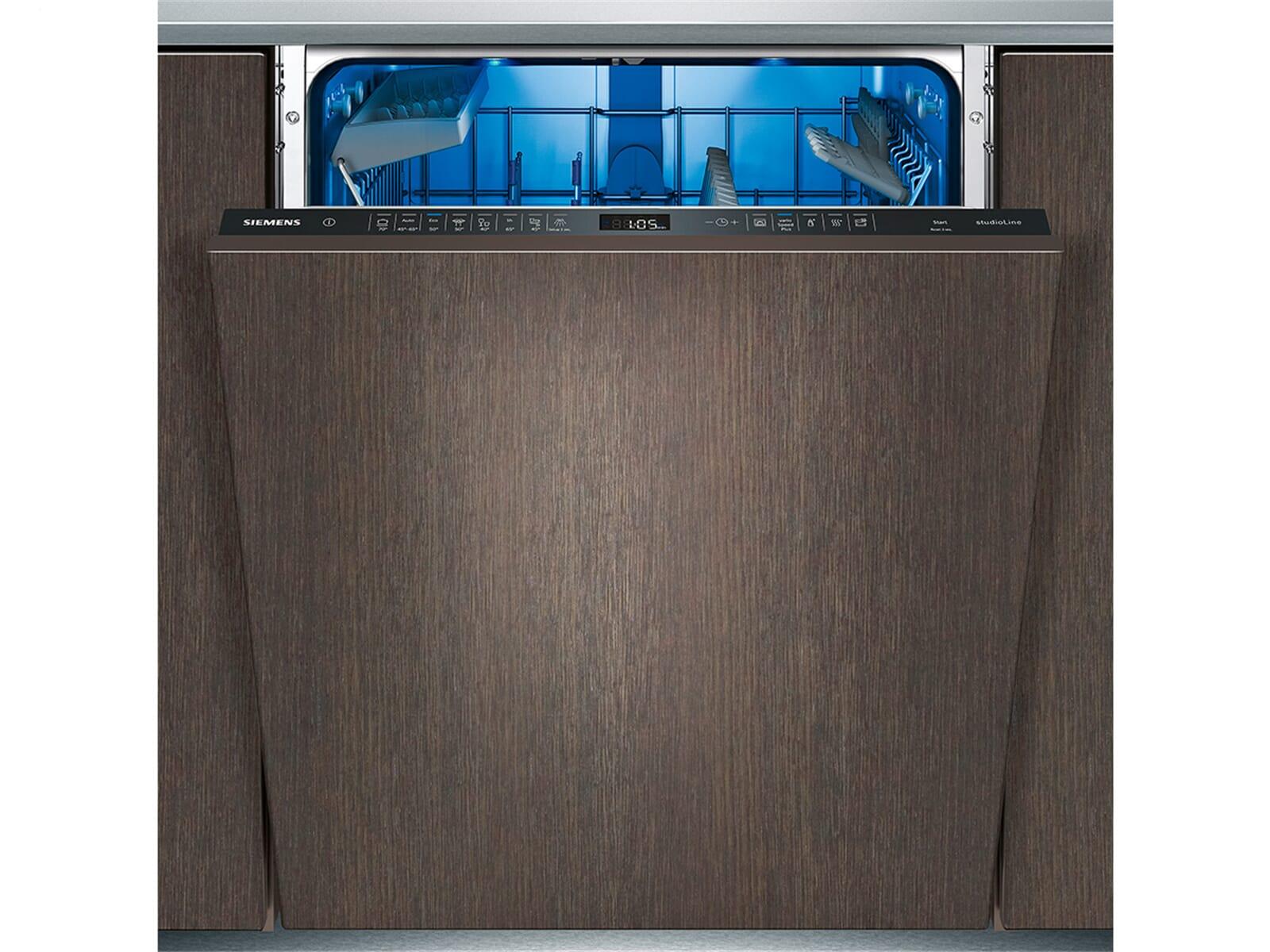 Siemens Kühlschrank Hotline : Siemens studioline sn d pe vollintegrierbarer einbaugeschirrspüler