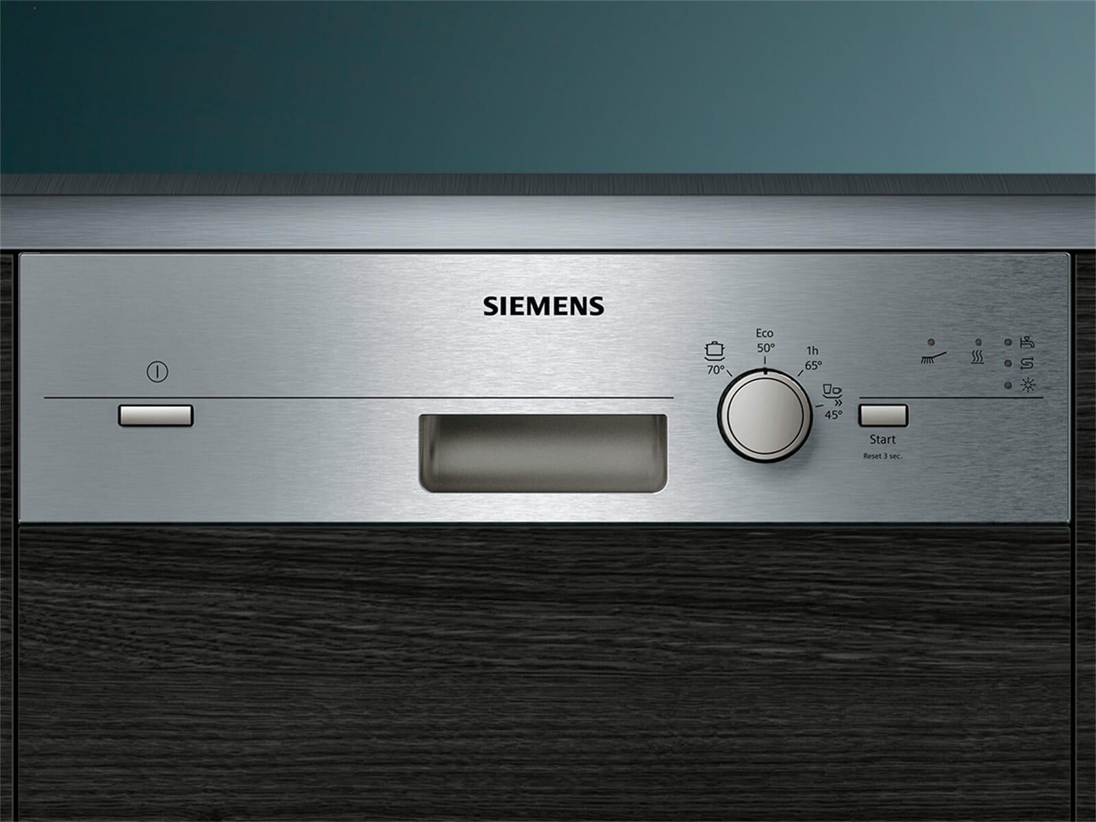 Siemens Kühlschrank Reset : Siemens sr514s00ce teilintegrierbarer einbaugeschirrspüler